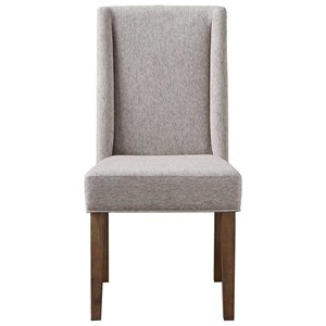 Rustic Upholstered Chair