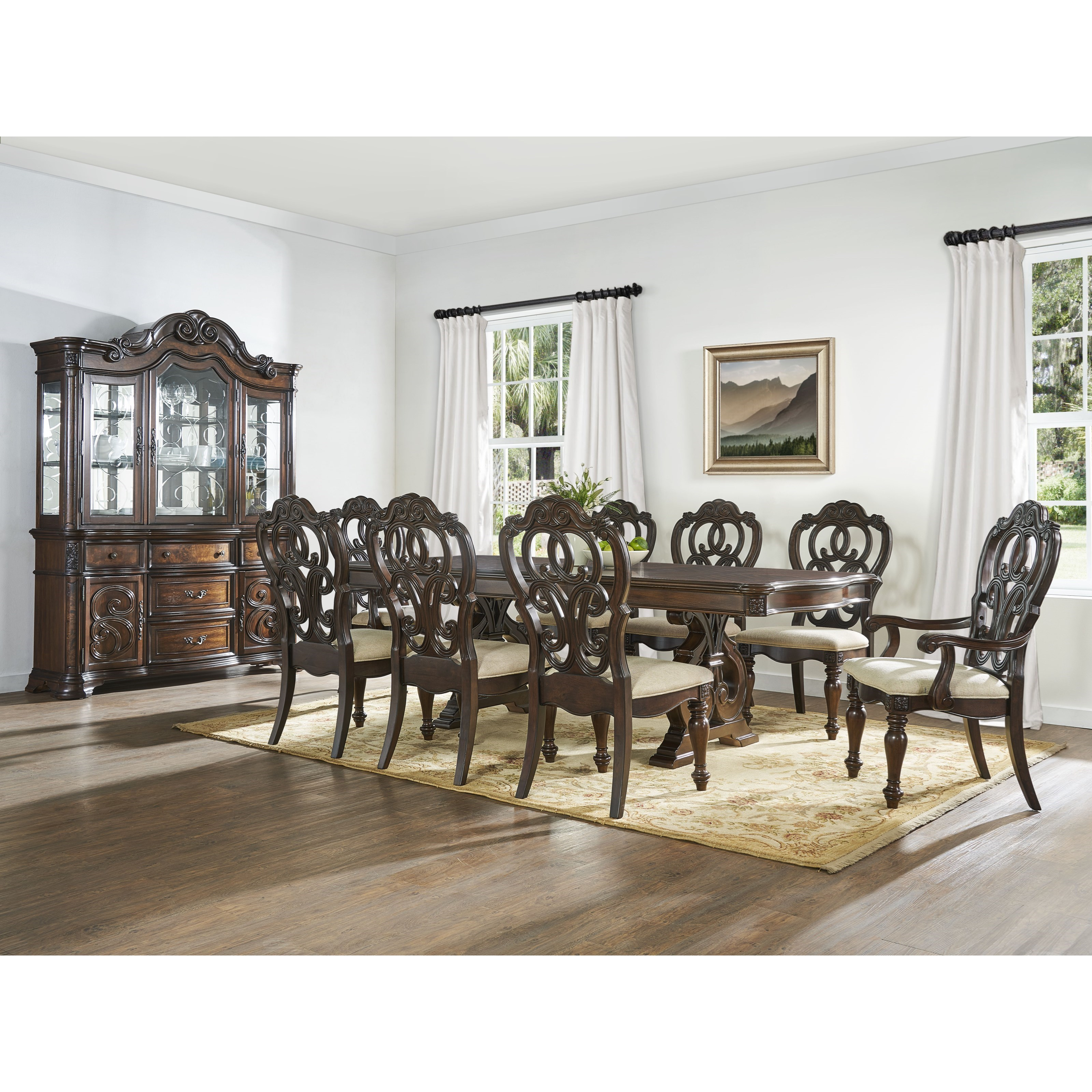 Royale Formal Dining Room Group by Steve Silver at Northeast Factory Direct