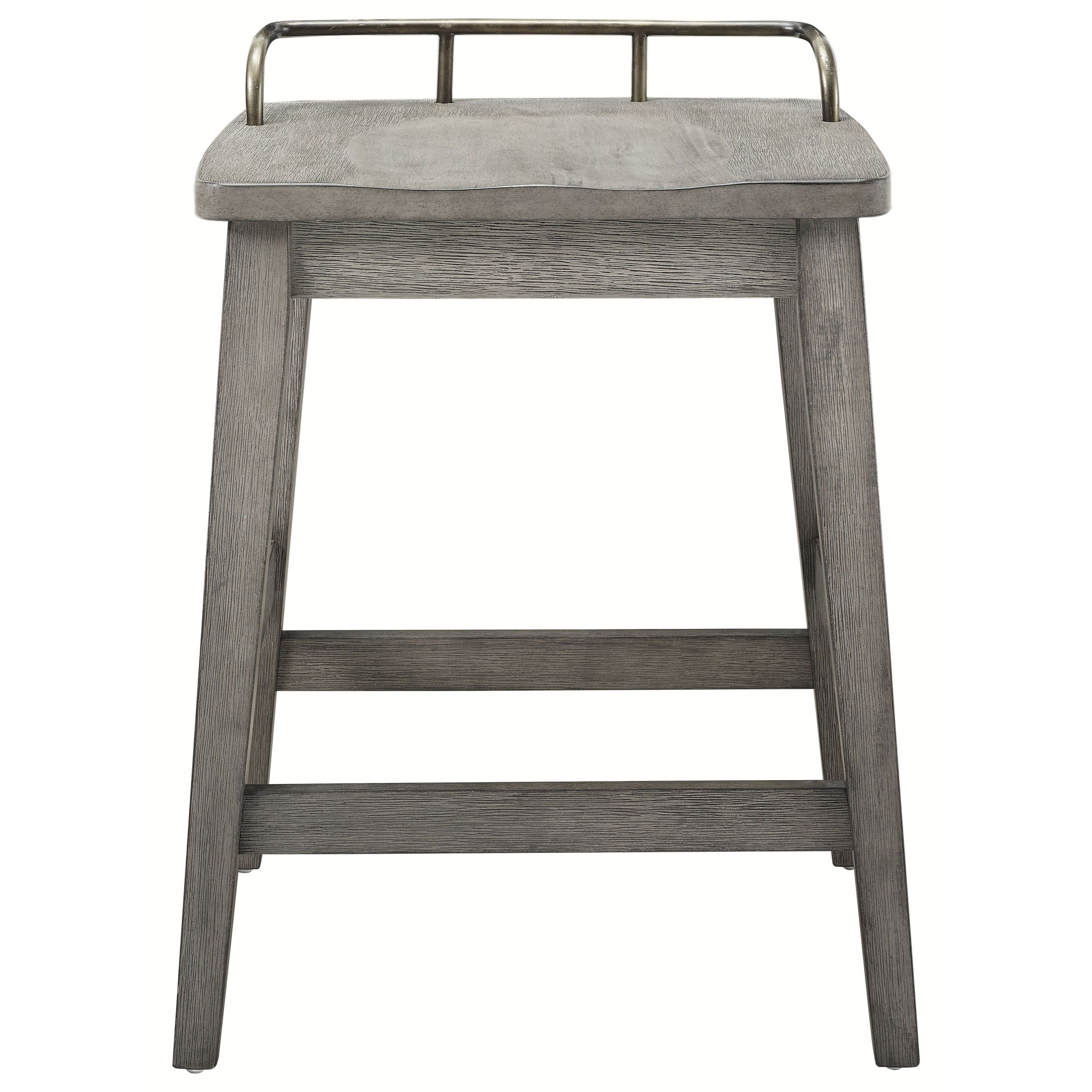 Ryan Counter Height Bar Stool by Steve Silver at Walker's Furniture
