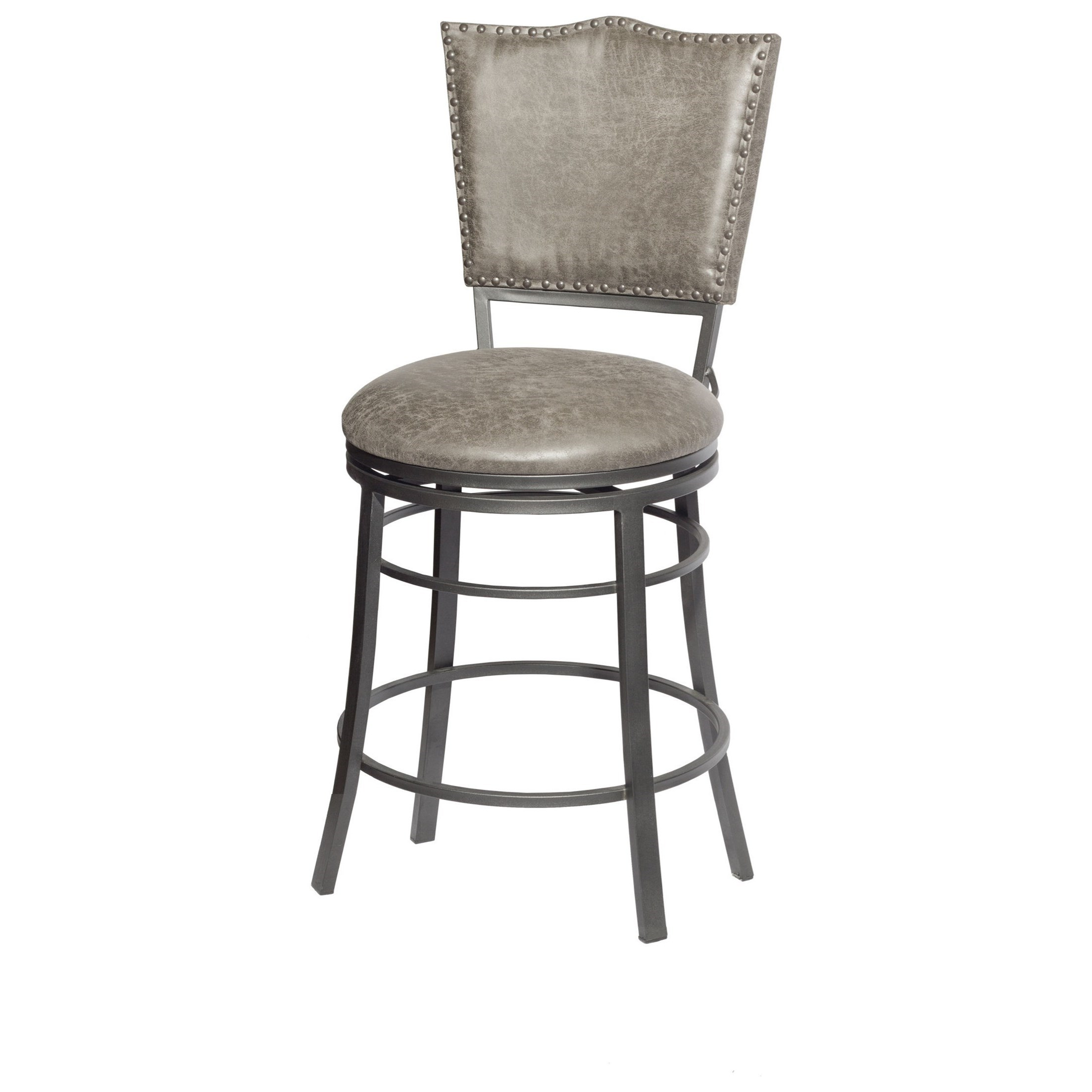 Sari Swivel Counter Stool  by Steve Silver at Walker's Furniture