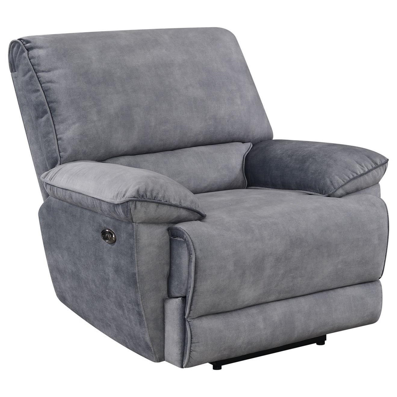 Simone Power Recliner by Steve Silver at Darvin Furniture
