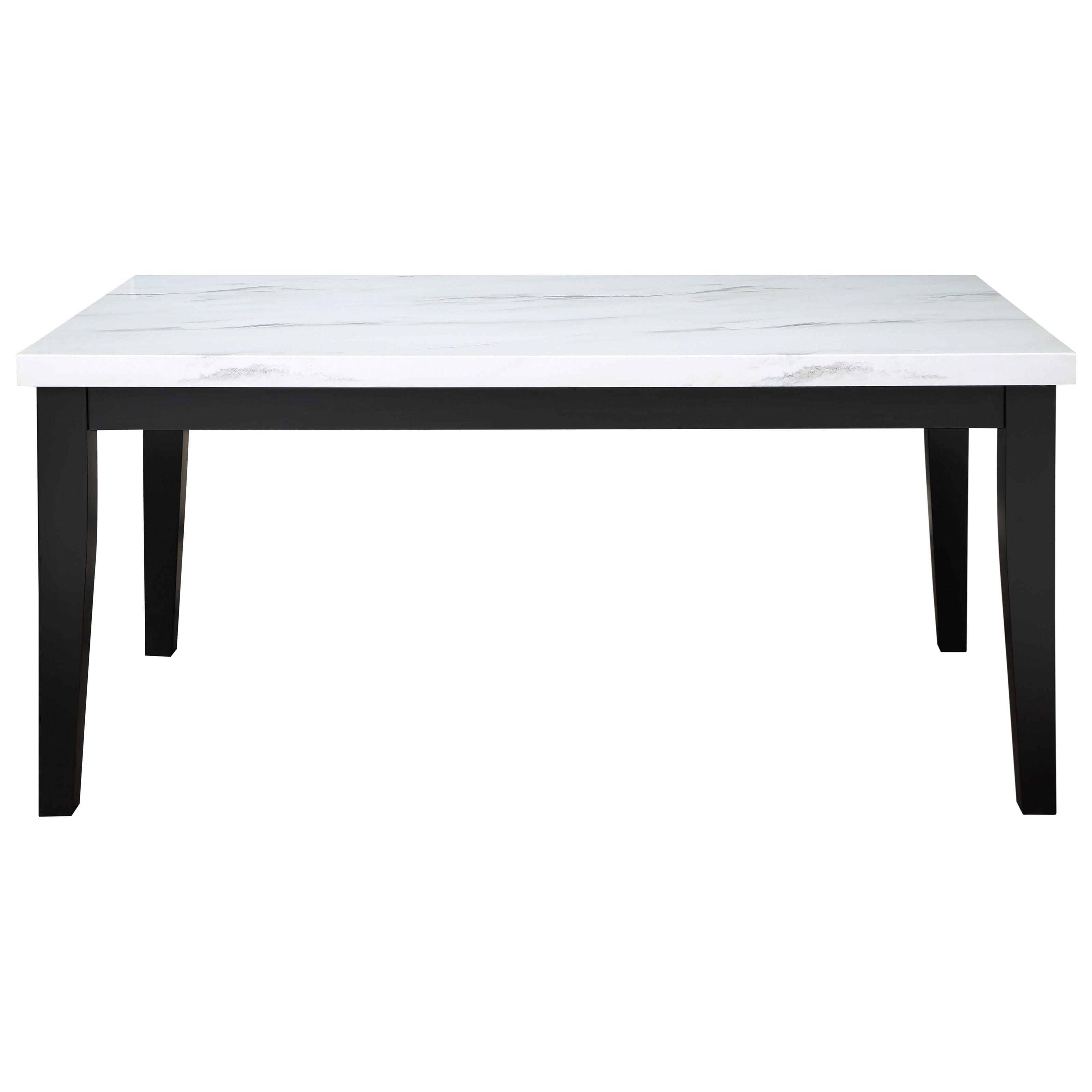 Sterling Dining Table by Steve Silver at Walker's Furniture