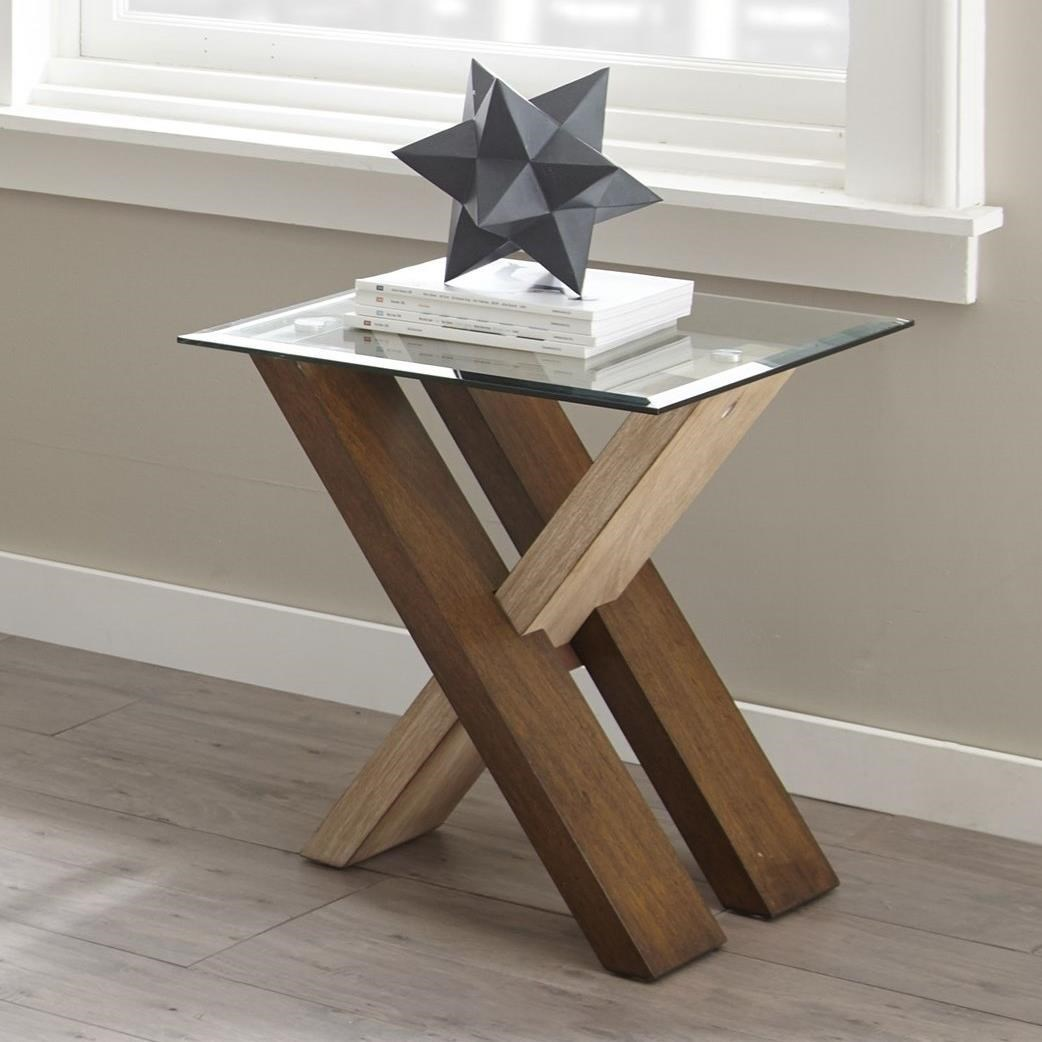 Tasha End Table by Steve Silver at Northeast Factory Direct