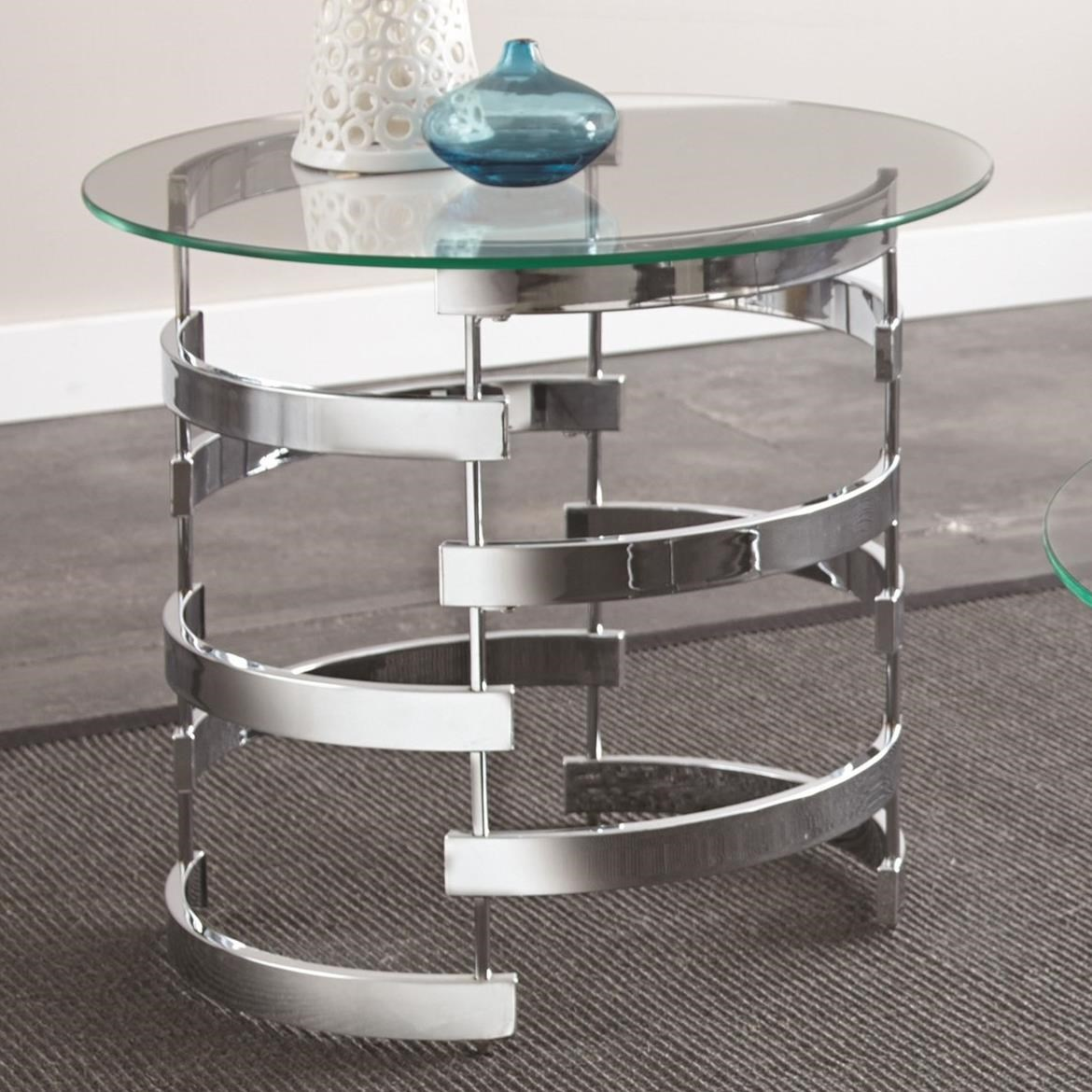 Tayside End Table by Vendor 3985 at Becker Furniture