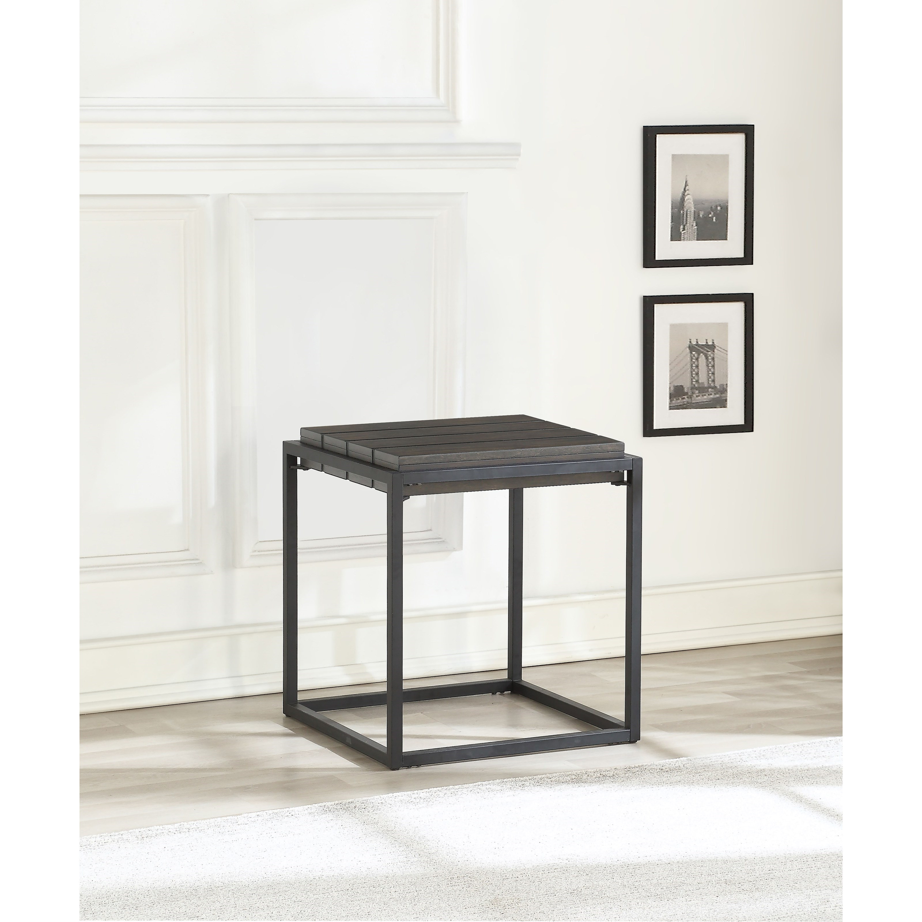 Tekoa End Table  by Steve Silver at Darvin Furniture