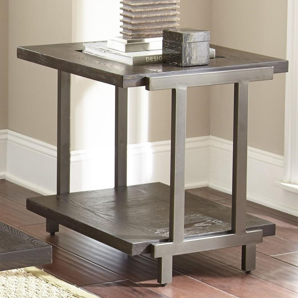 Terrell End Table by Steve Silver at Walker's Furniture