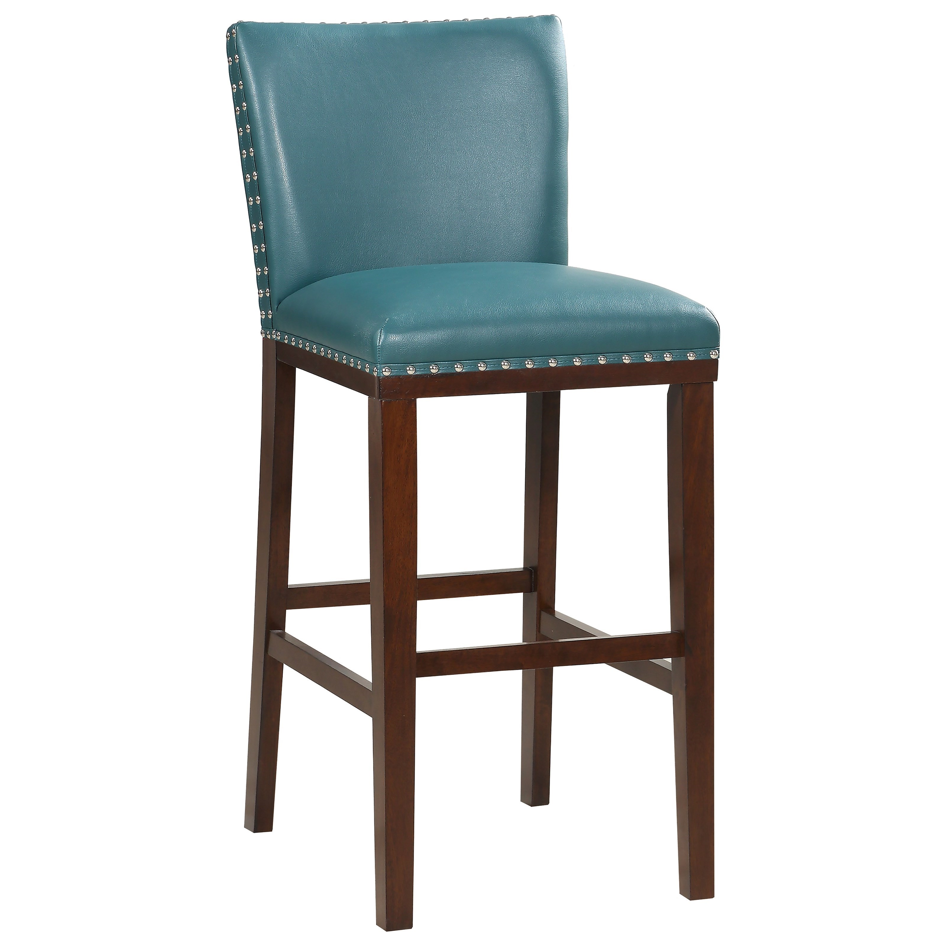 Tiffany Bar Chair by Steve Silver at Walker's Furniture