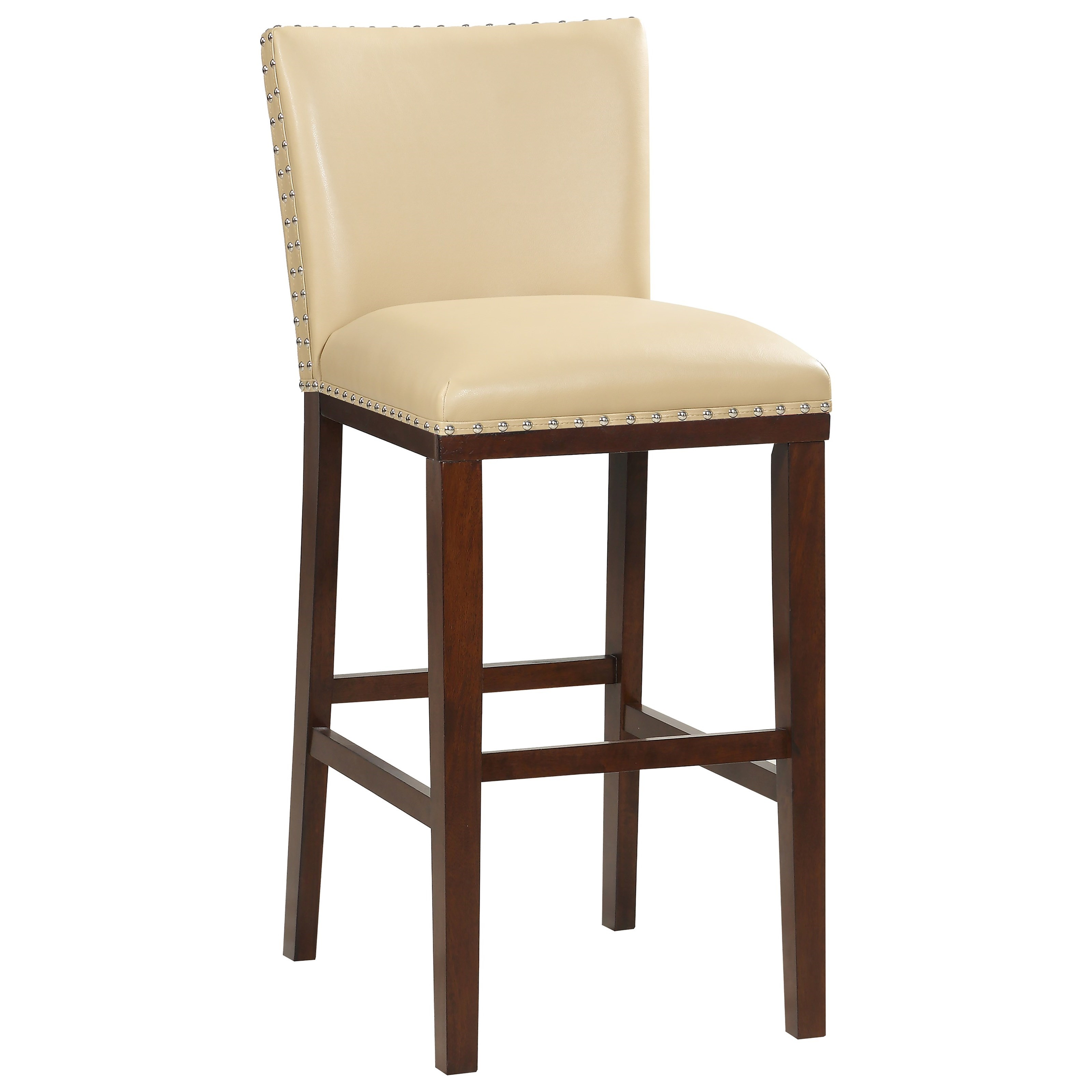 Tiffany Bar Chair by Steve Silver at Northeast Factory Direct