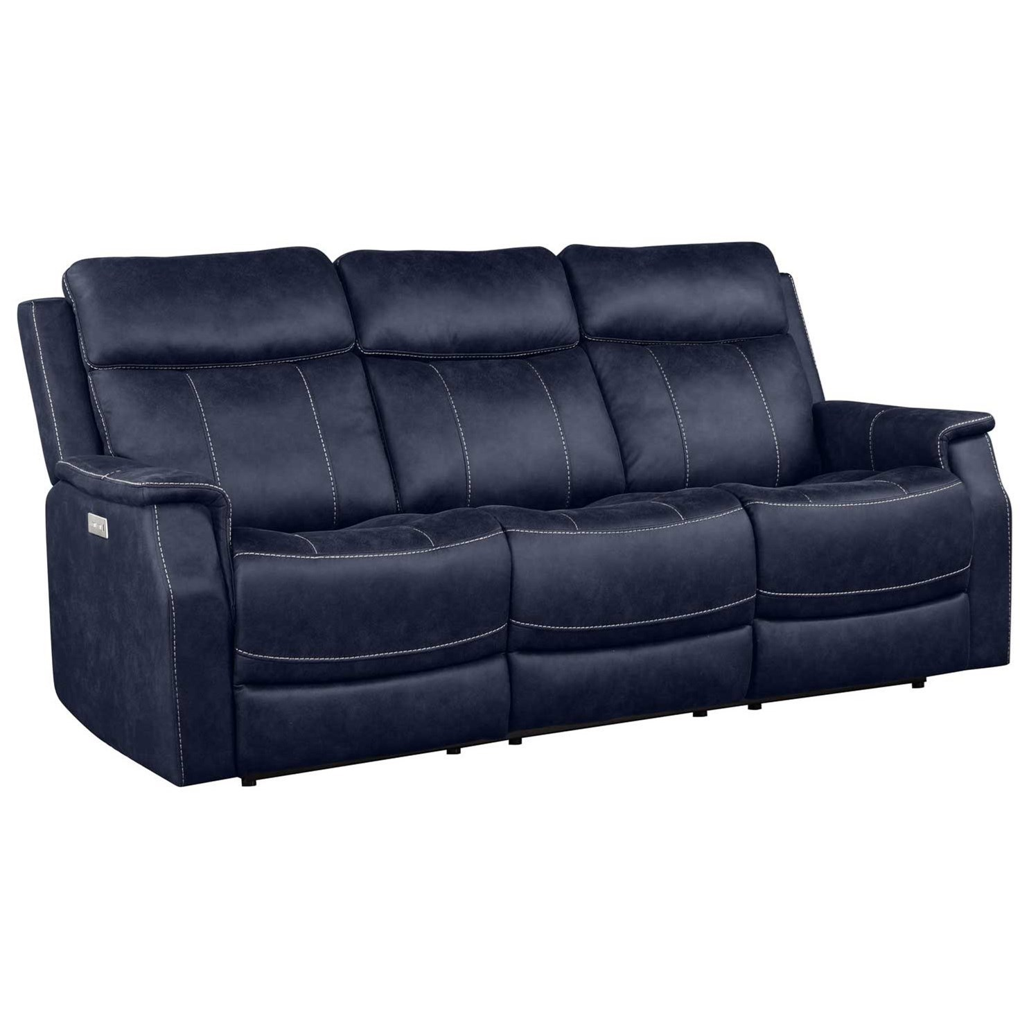 Valencia Power Reclining Sofa by Steve Silver at Northeast Factory Direct