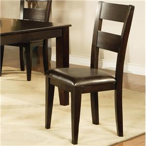 Victoria Ladder Back Dining Side Chair