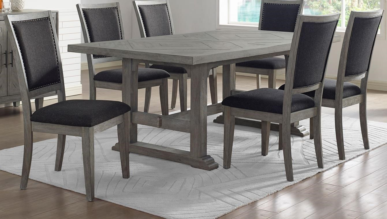 Woodland Place Woodland Place 5-Piece Dining Set by Steve Silver at Morris Home