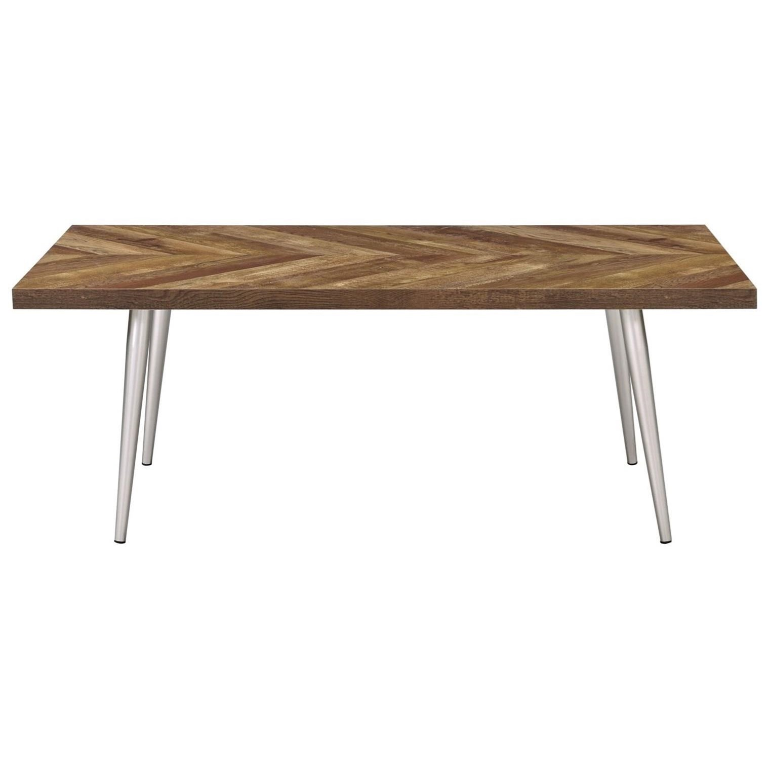 Worth Cocktail Table by Steve Silver at Walker's Furniture