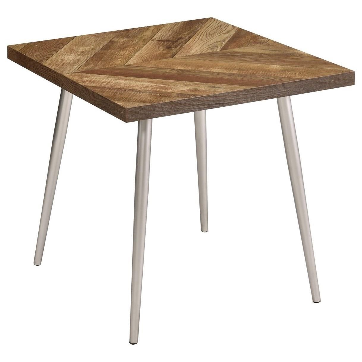 Worth End Table by Steve Silver at Walker's Furniture
