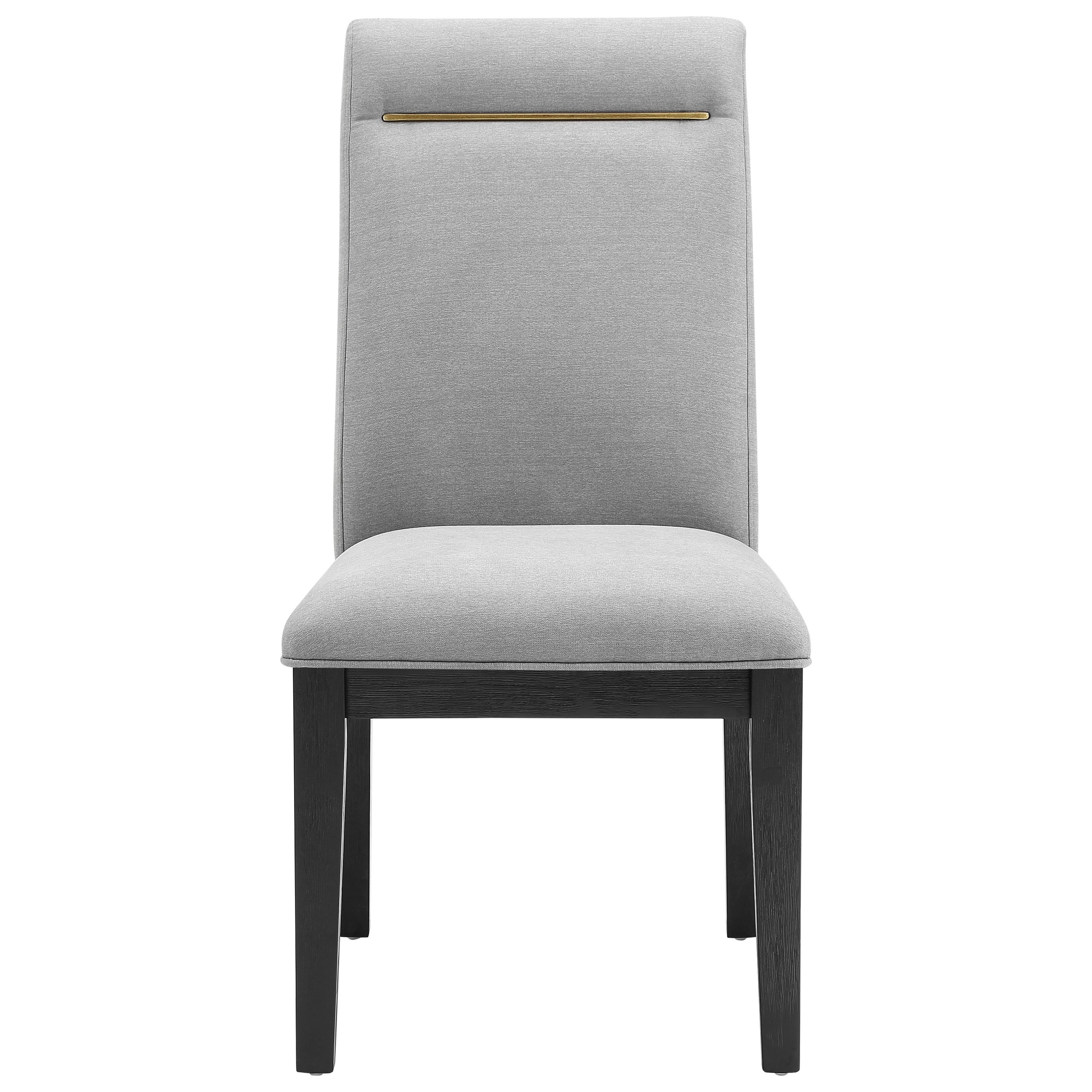 Yves Side Chair by Steve Silver at Walker's Furniture