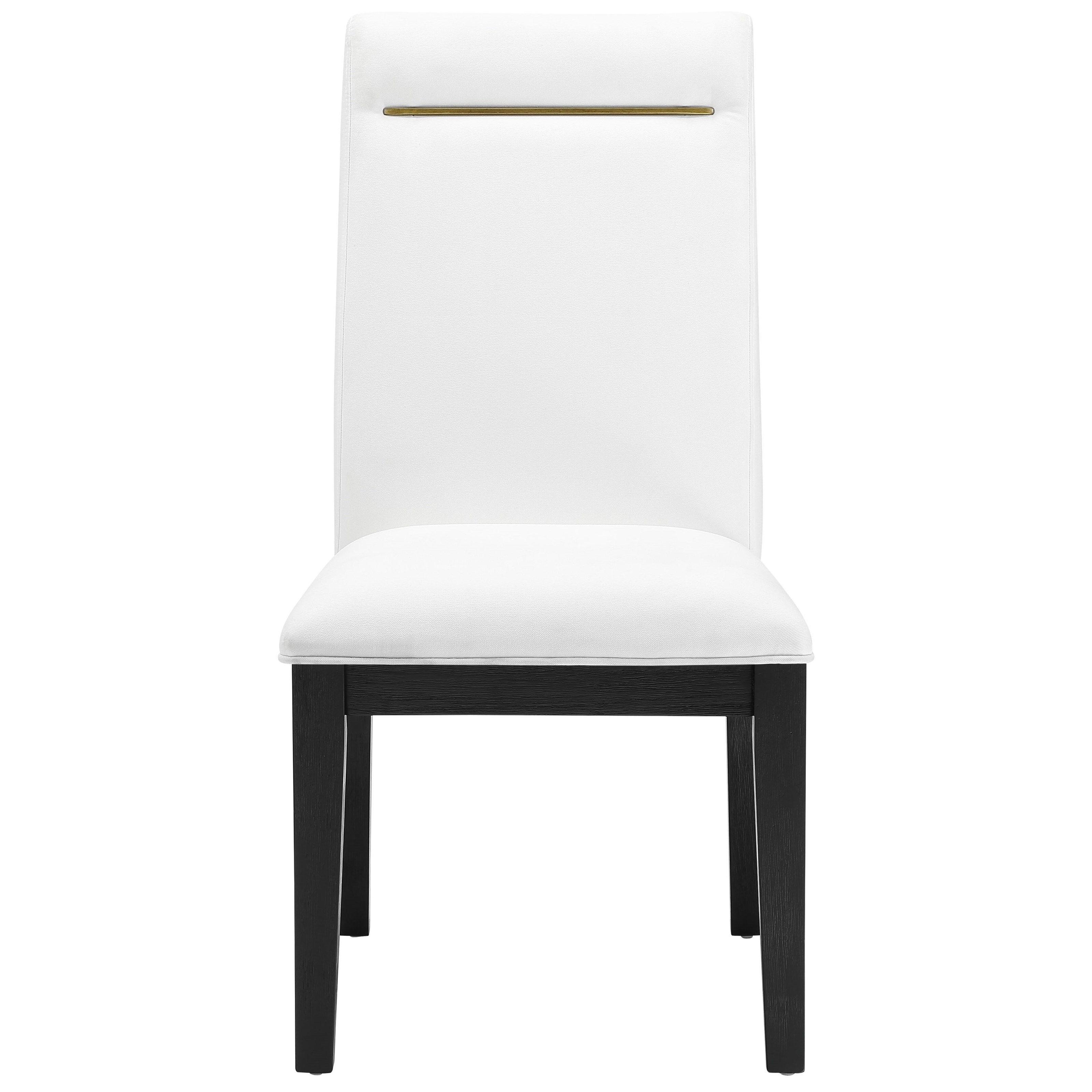 Yves Side Chair by Steve Silver at Darvin Furniture