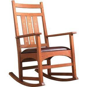Arm Chair Rocker