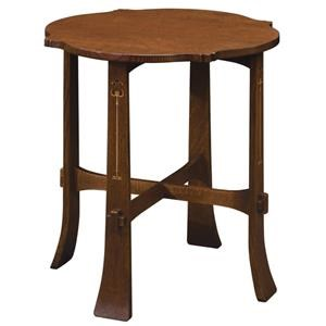 Harvey Ellis Tea Table