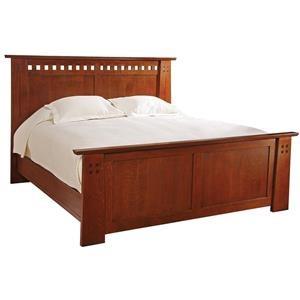 Highlands King Bed