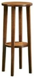 Oak Mission Classics Round End Table by Stickley at Williams & Kay