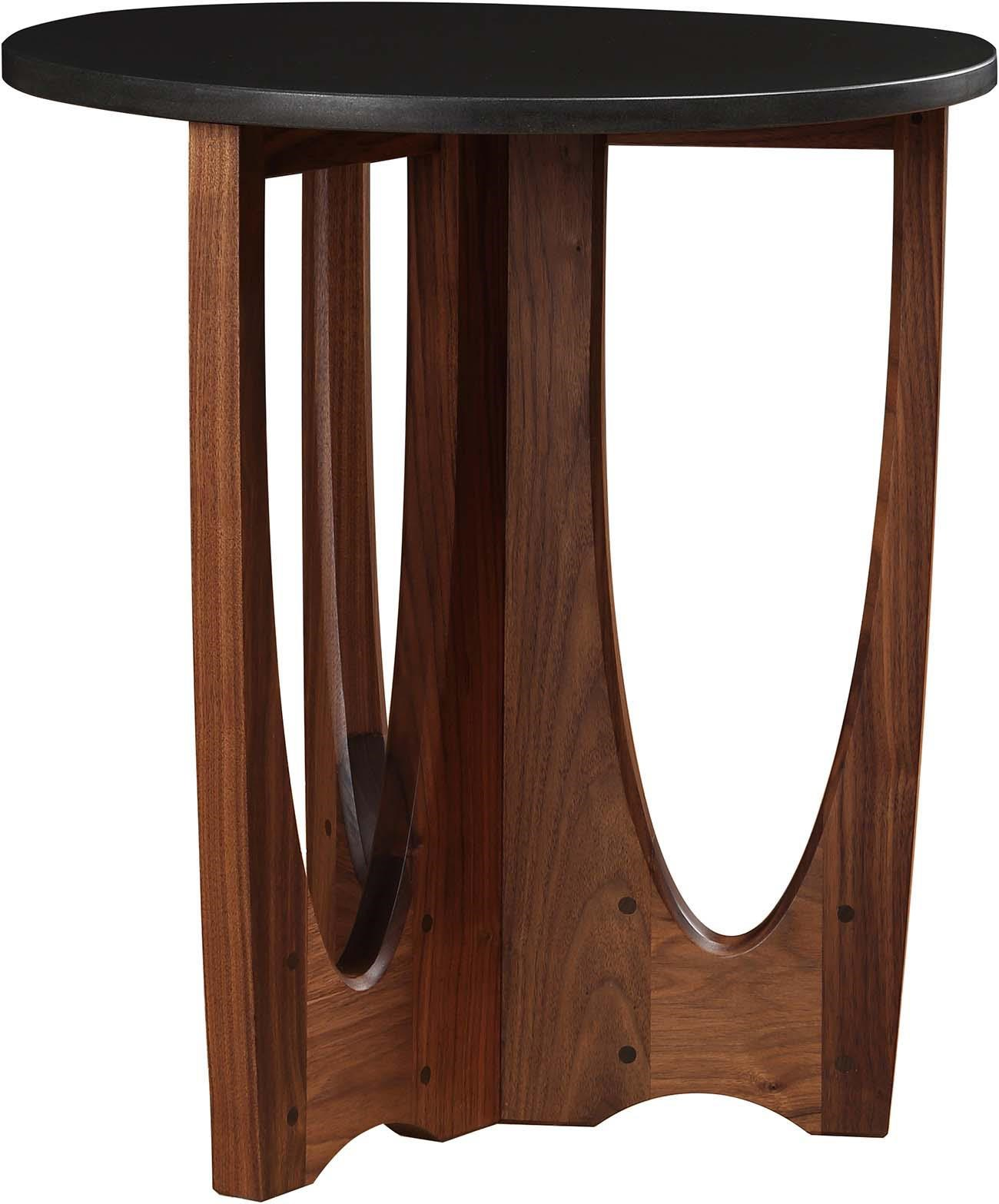 Walnut Grove Drink Table by Stickley at Jacksonville Furniture Mart