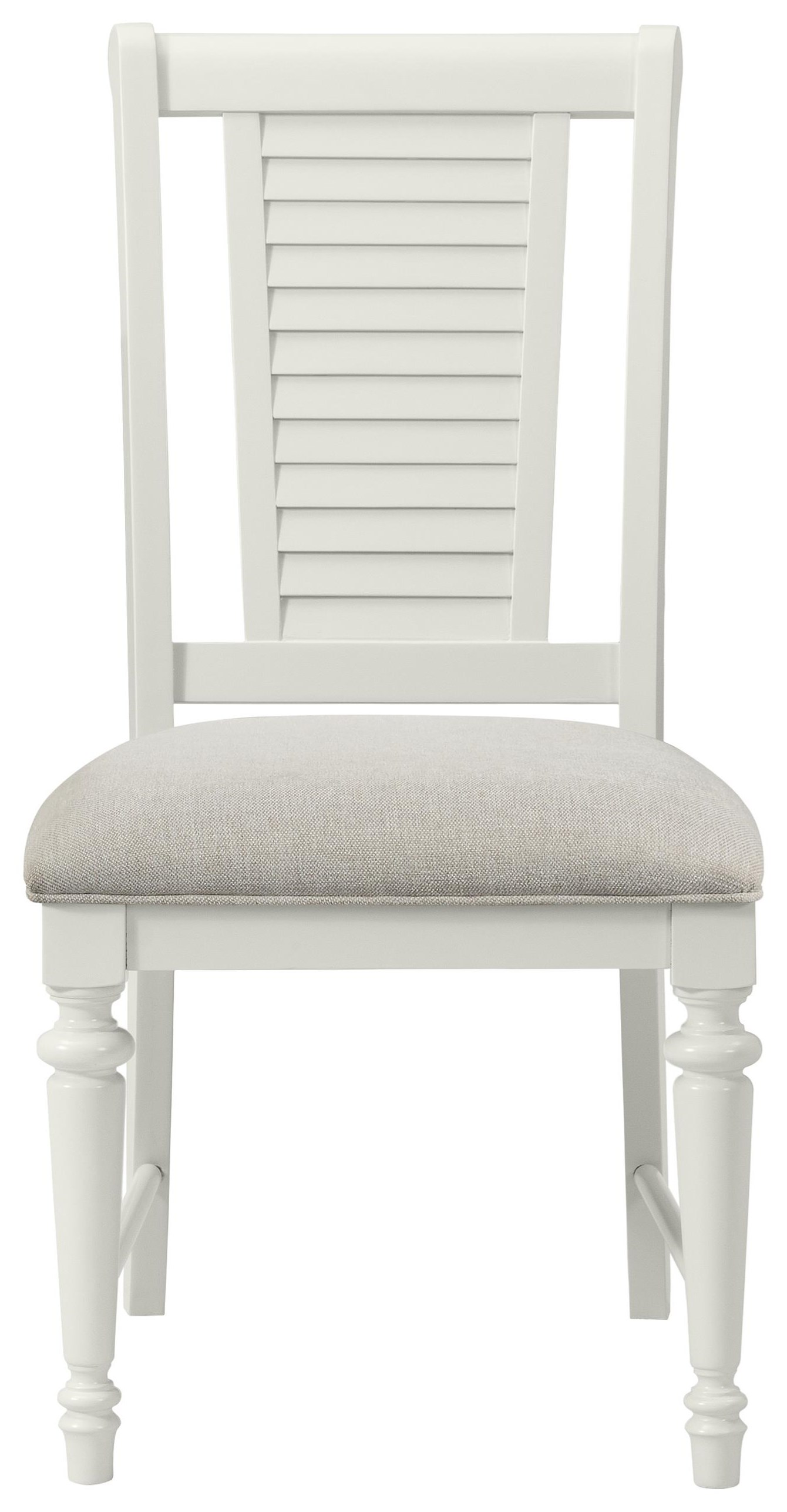 Harbortown Upholstered Side Chair by Stillwater Furniture at Baer's Furniture