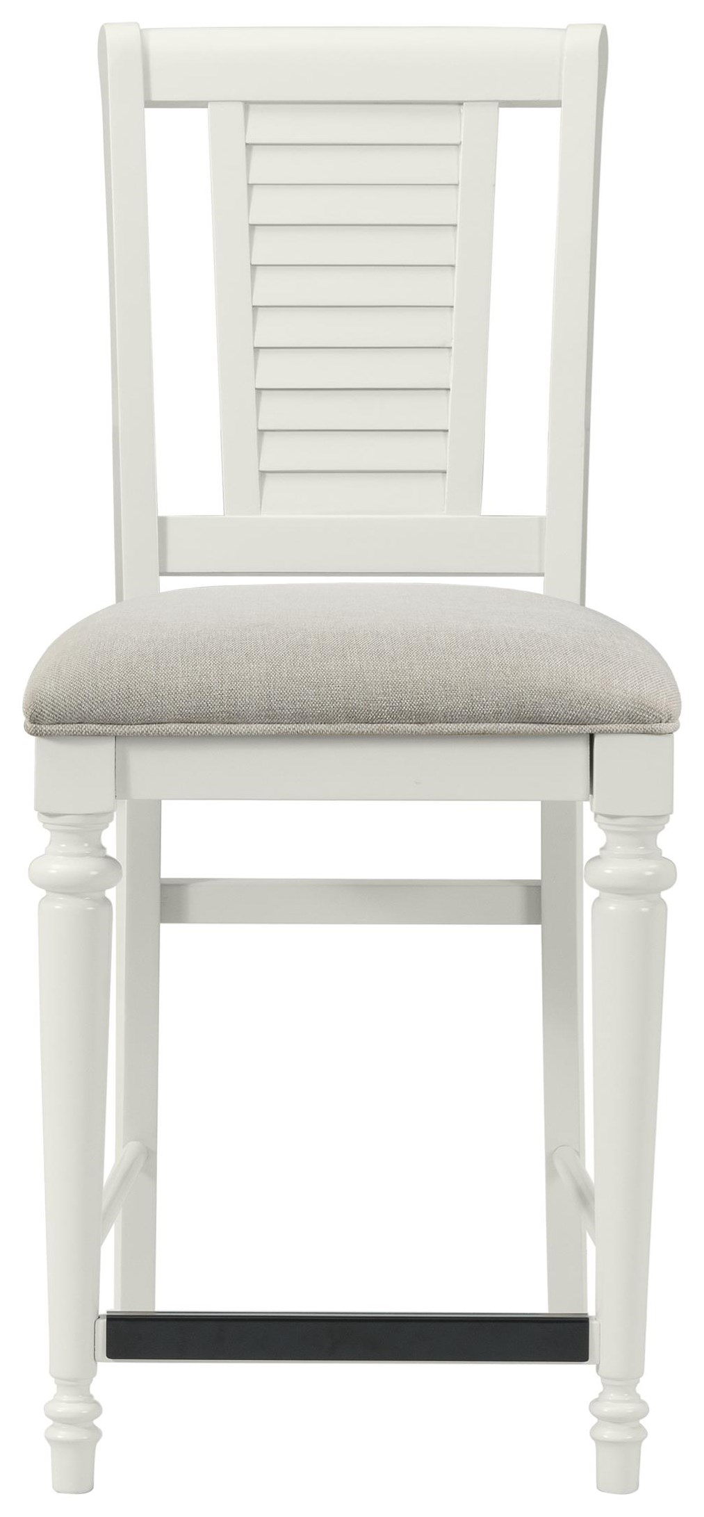 Harbortown Upholstered Counter Stool by Stillwater Furniture at Baer's Furniture