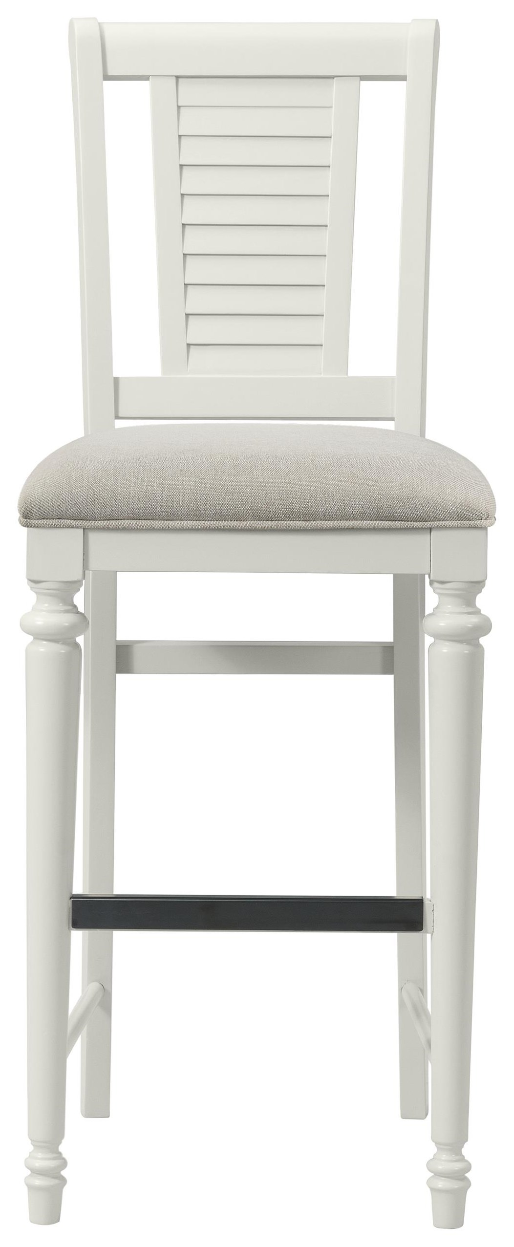 Harbortown Upholstered Bar Stool by Stillwater Furniture at Baer's Furniture