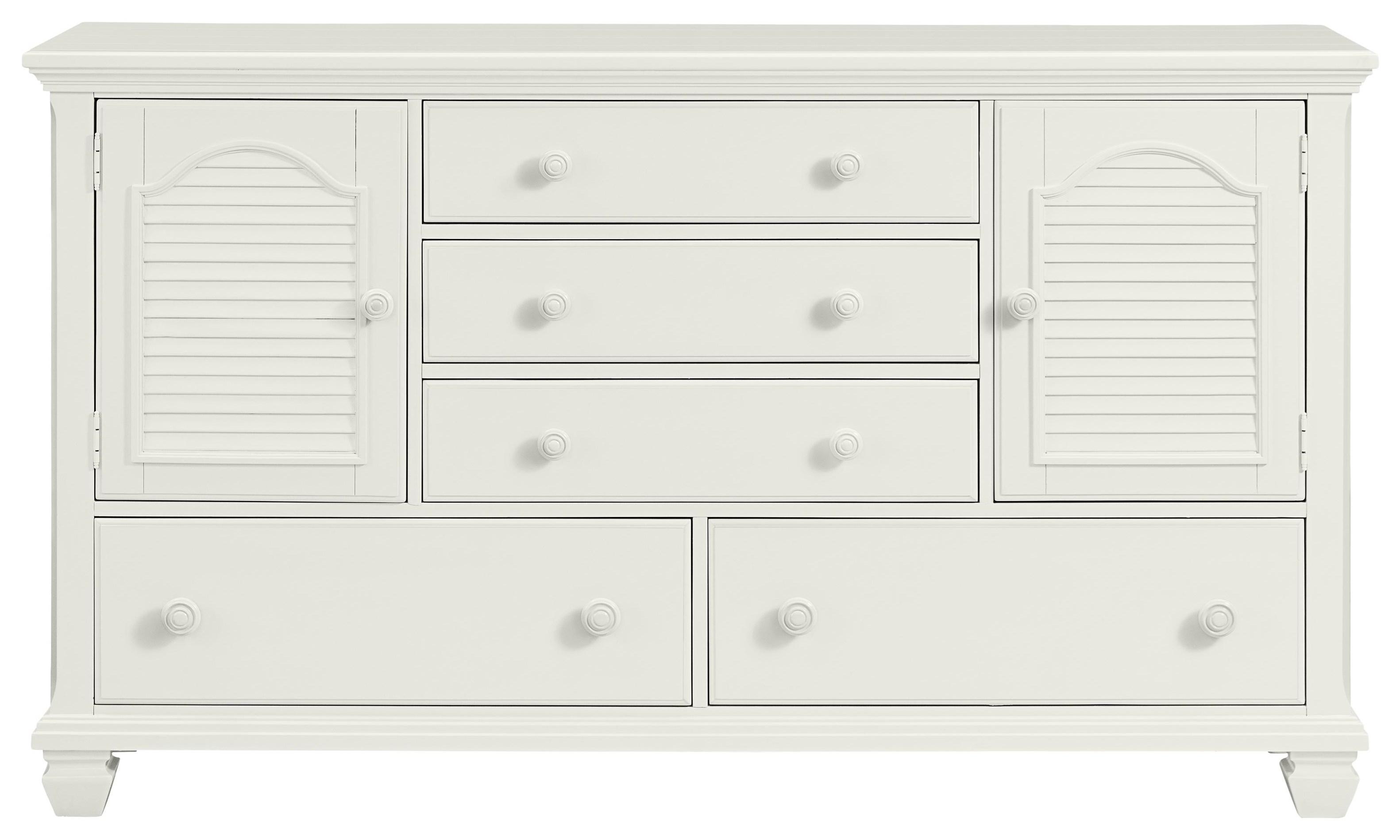 Harbortown Door Dresser by Stillwater Furniture at Baer's Furniture
