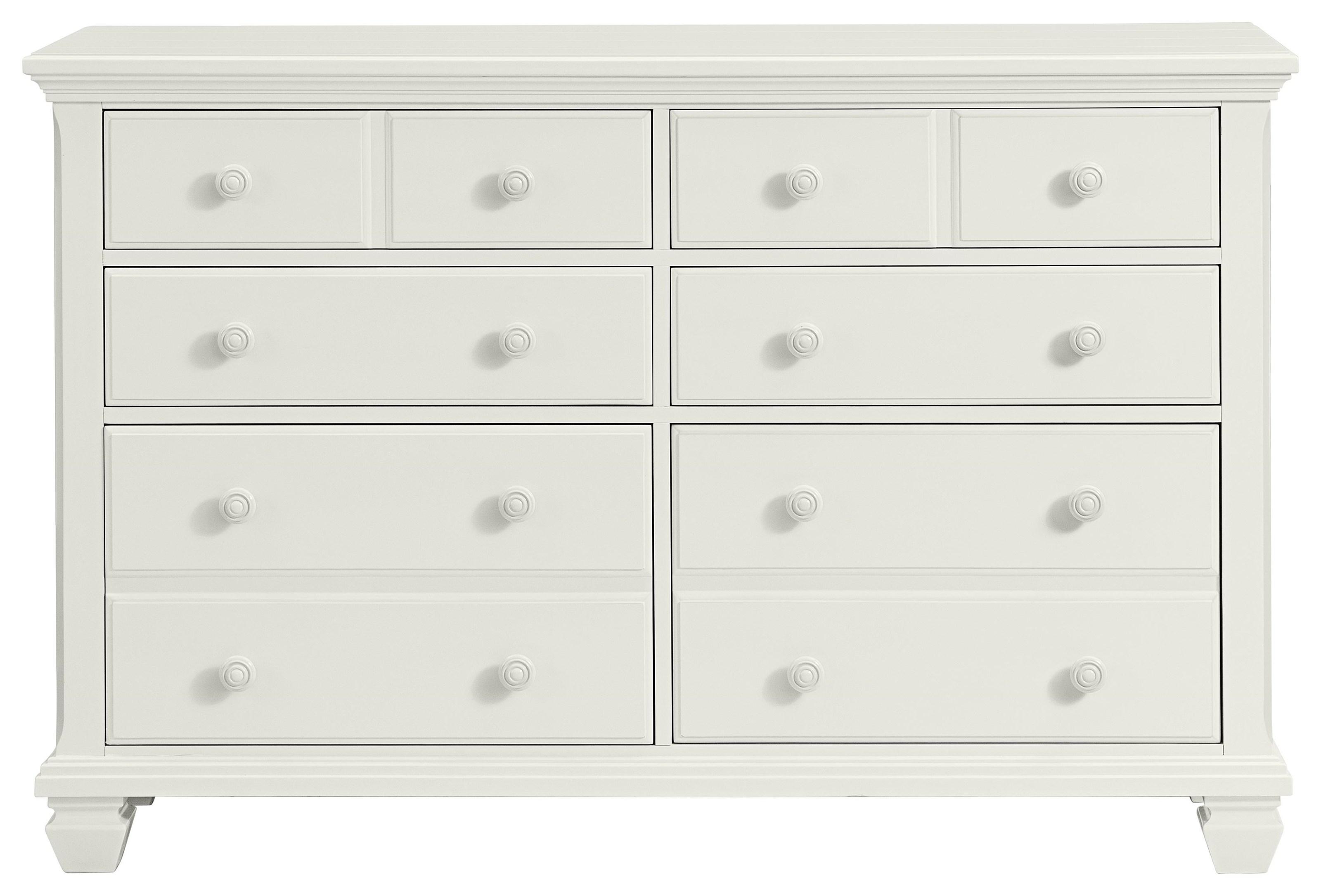Harbortown Dresser by Stillwater Furniture at Baer's Furniture