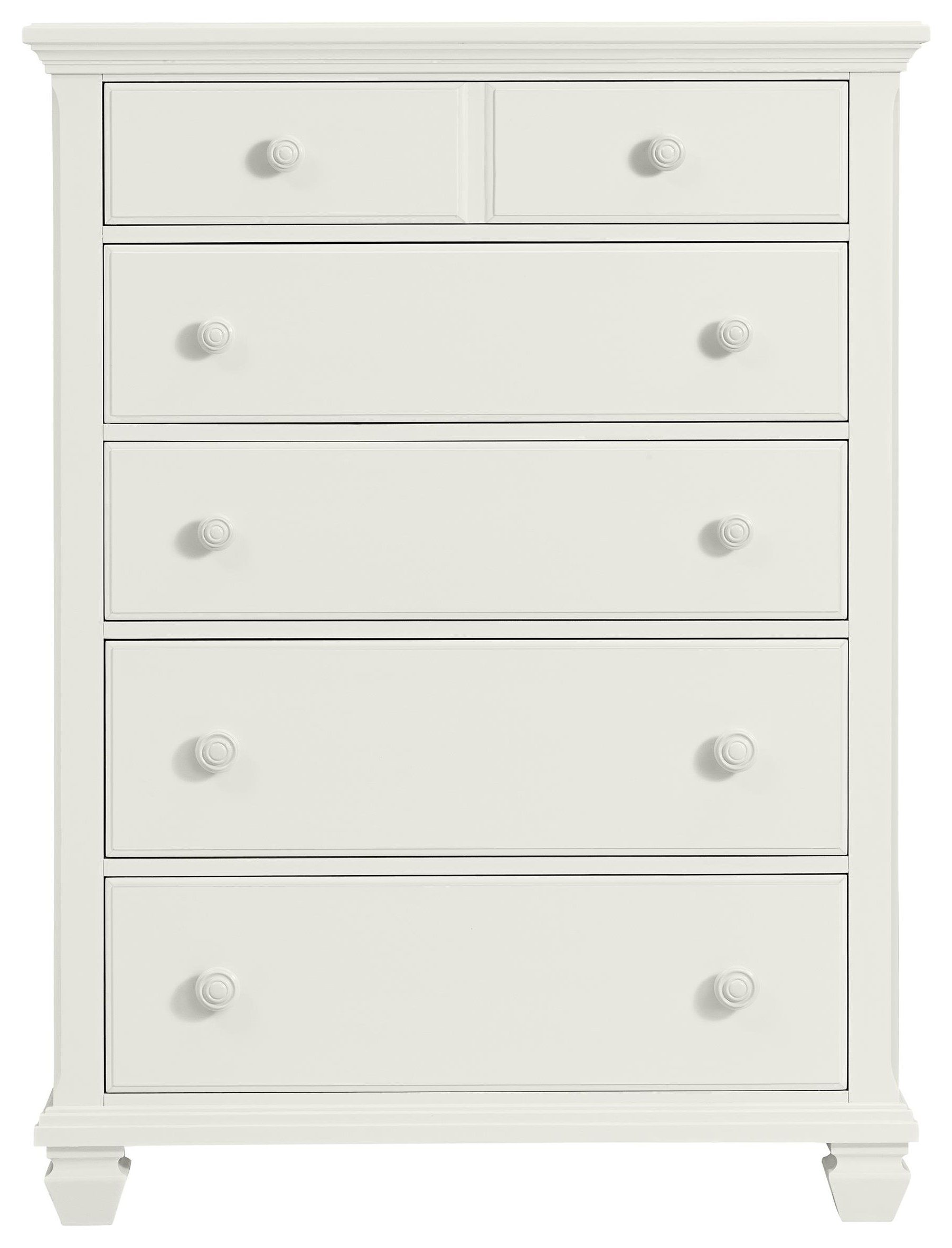 Harbortown Drawer Chest by Stillwater Furniture at Baer's Furniture