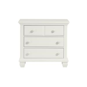 Bachelor's Chest Nightstand with USB