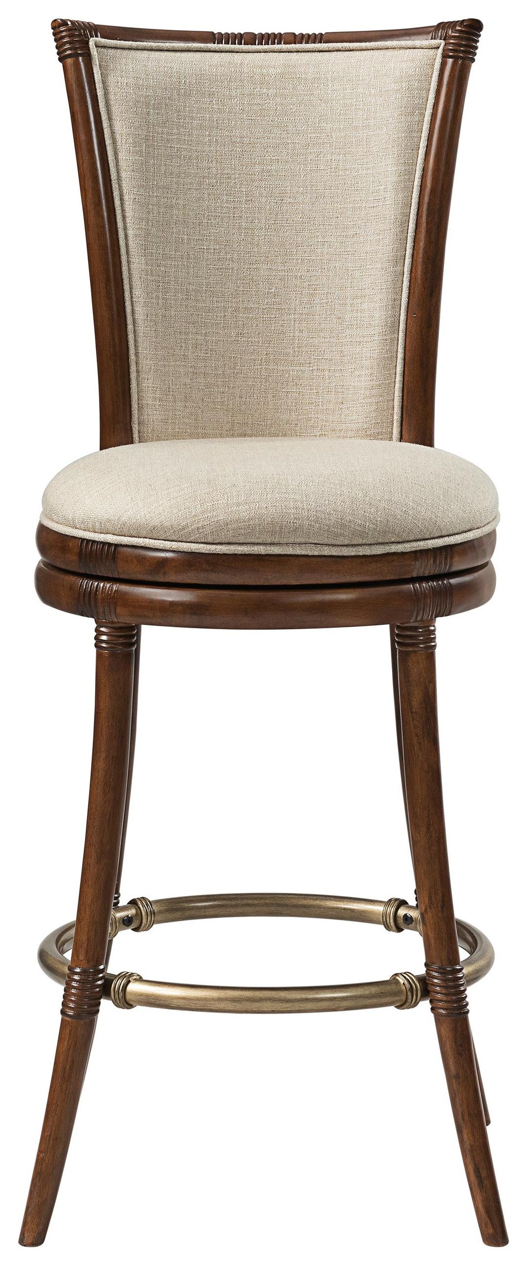 Tropical Breeze Bar Stool by Stillwater Furniture at Baer's Furniture