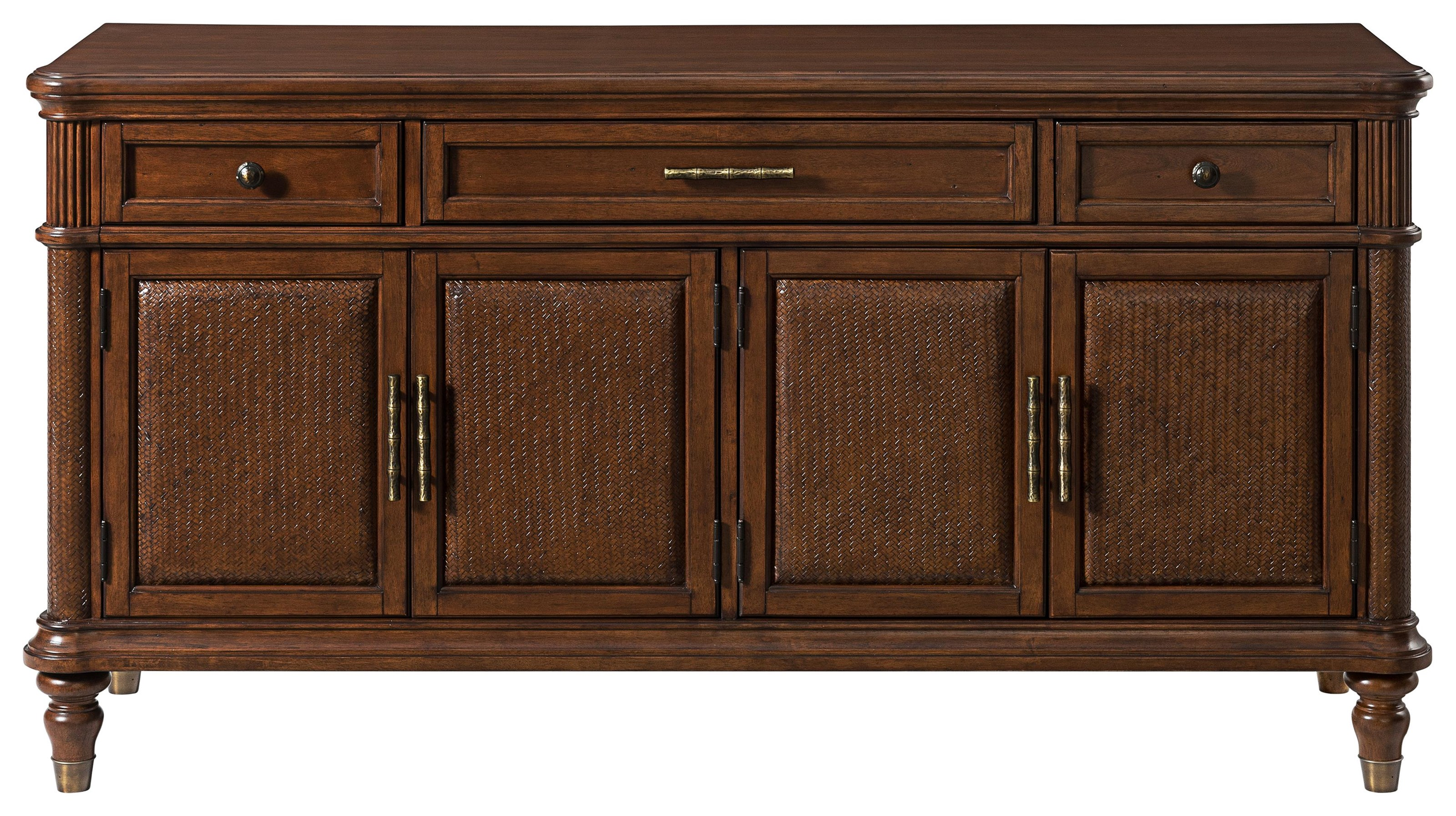 Tropical Breeze Entertainment Center by Stillwater Furniture at Baer's Furniture