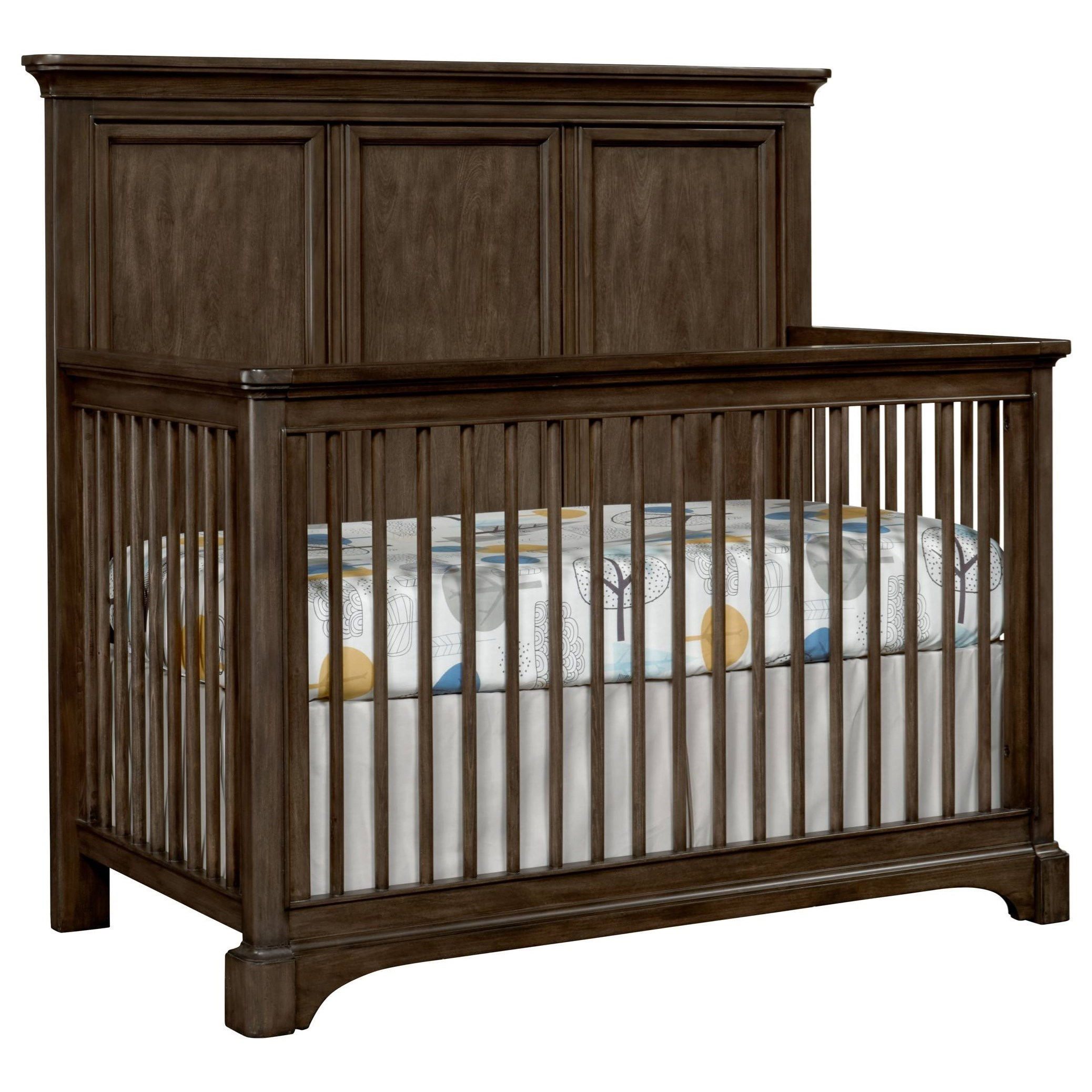Chelsea Square Built To Grow Crib by Stone & Leigh Furniture at Alison Craig Home Furnishings