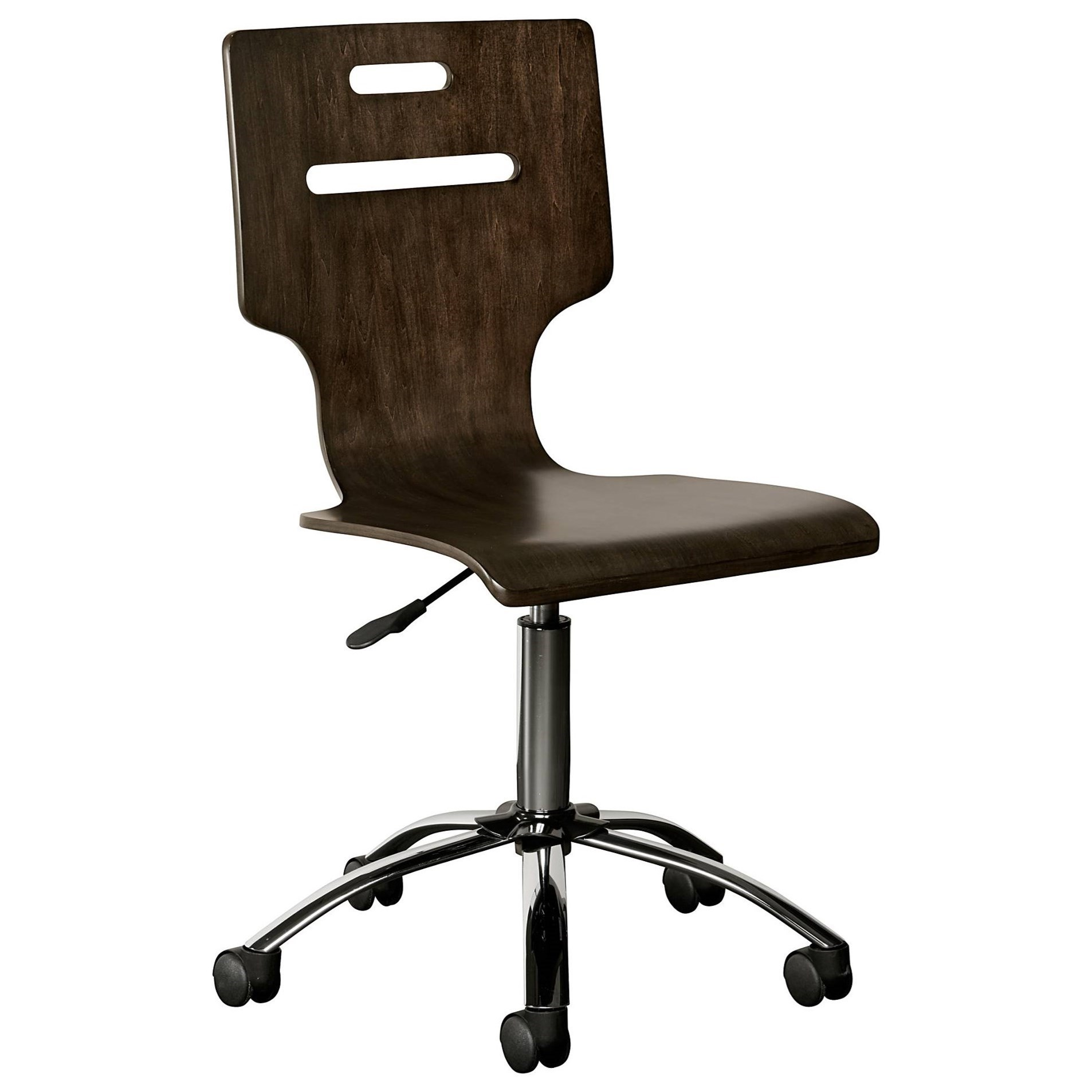 Chelsea Square Desk Chair by Stone & Leigh Furniture at Alison Craig Home Furnishings