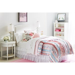 Stone & Leigh Furniture Clementine Court Twin Bedroom Group