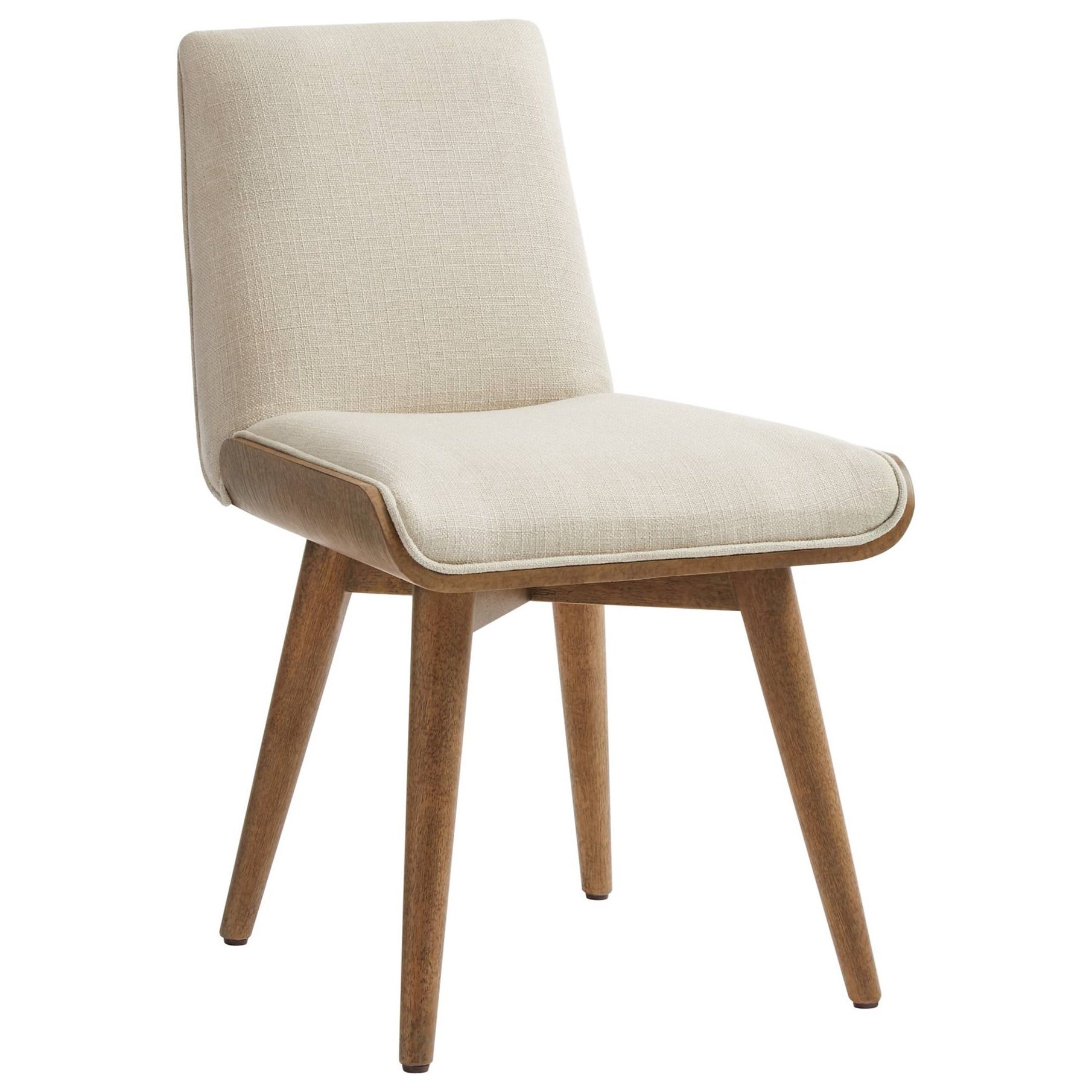 Driftwood Park Modern Desk Chair by Stone & Leigh Furniture at Alison Craig Home Furnishings
