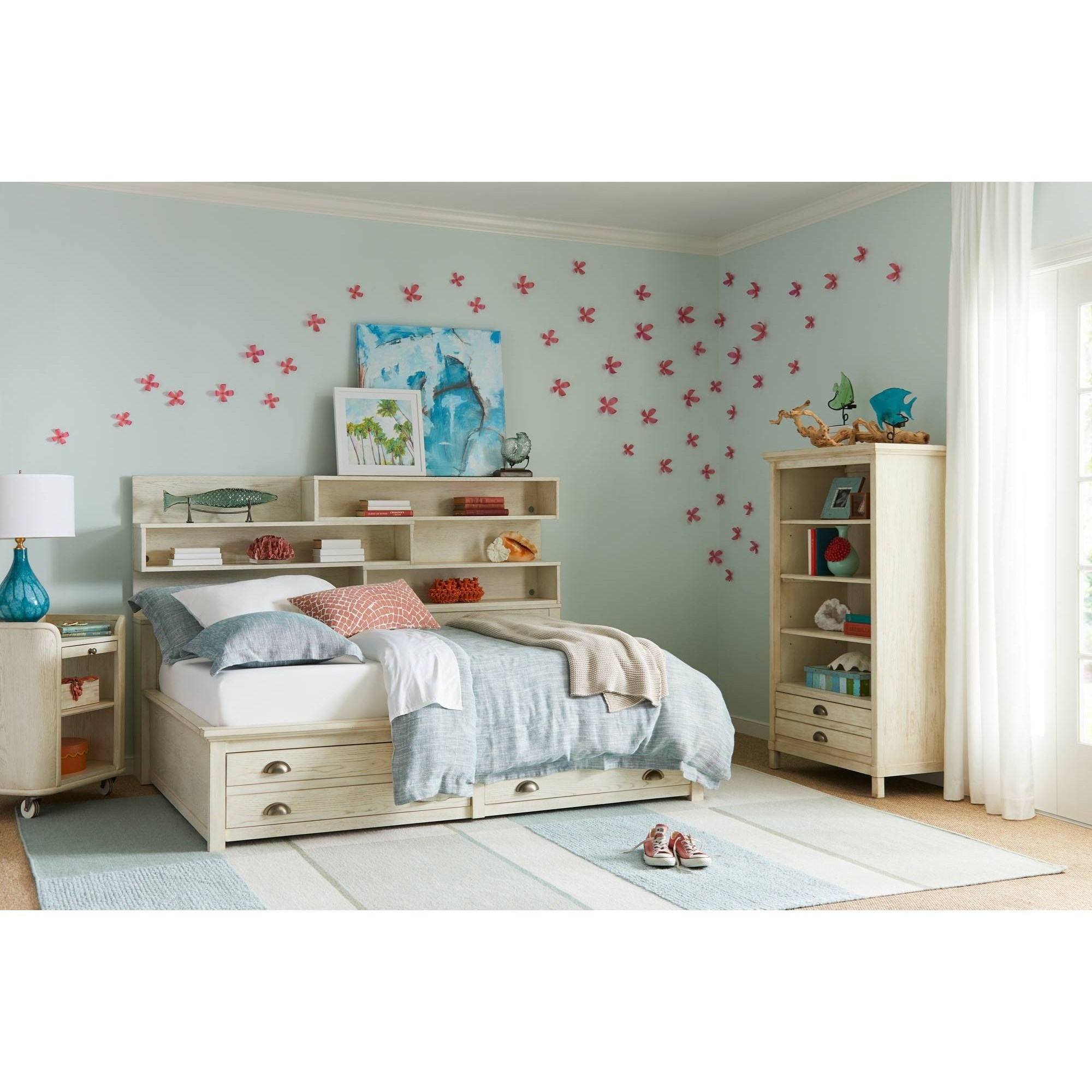 Driftwood Park Twin Bedroom Group by Stone & Leigh Furniture at Alison Craig Home Furnishings