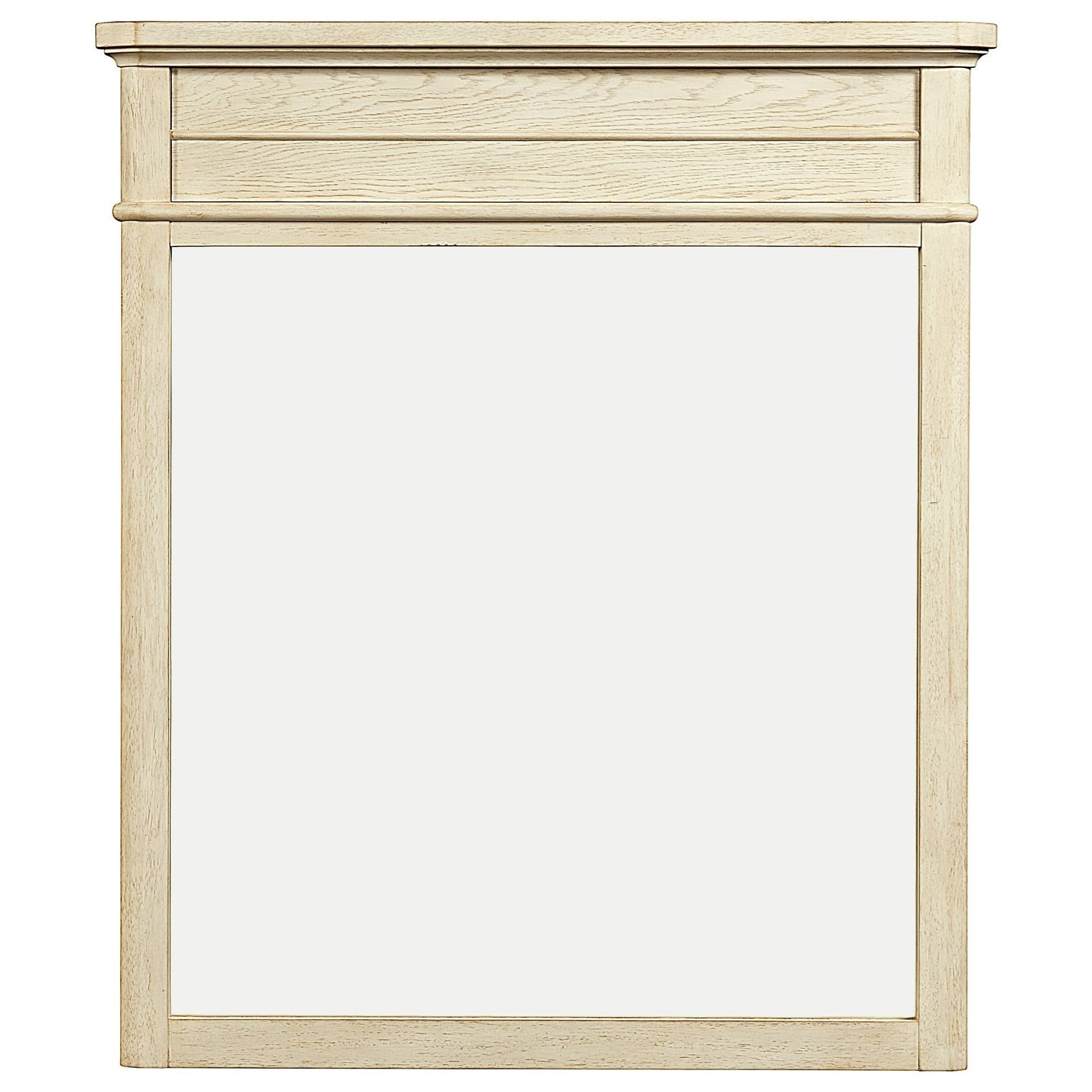 Driftwood Park Mirror by Stone & Leigh Furniture at Alison Craig Home Furnishings