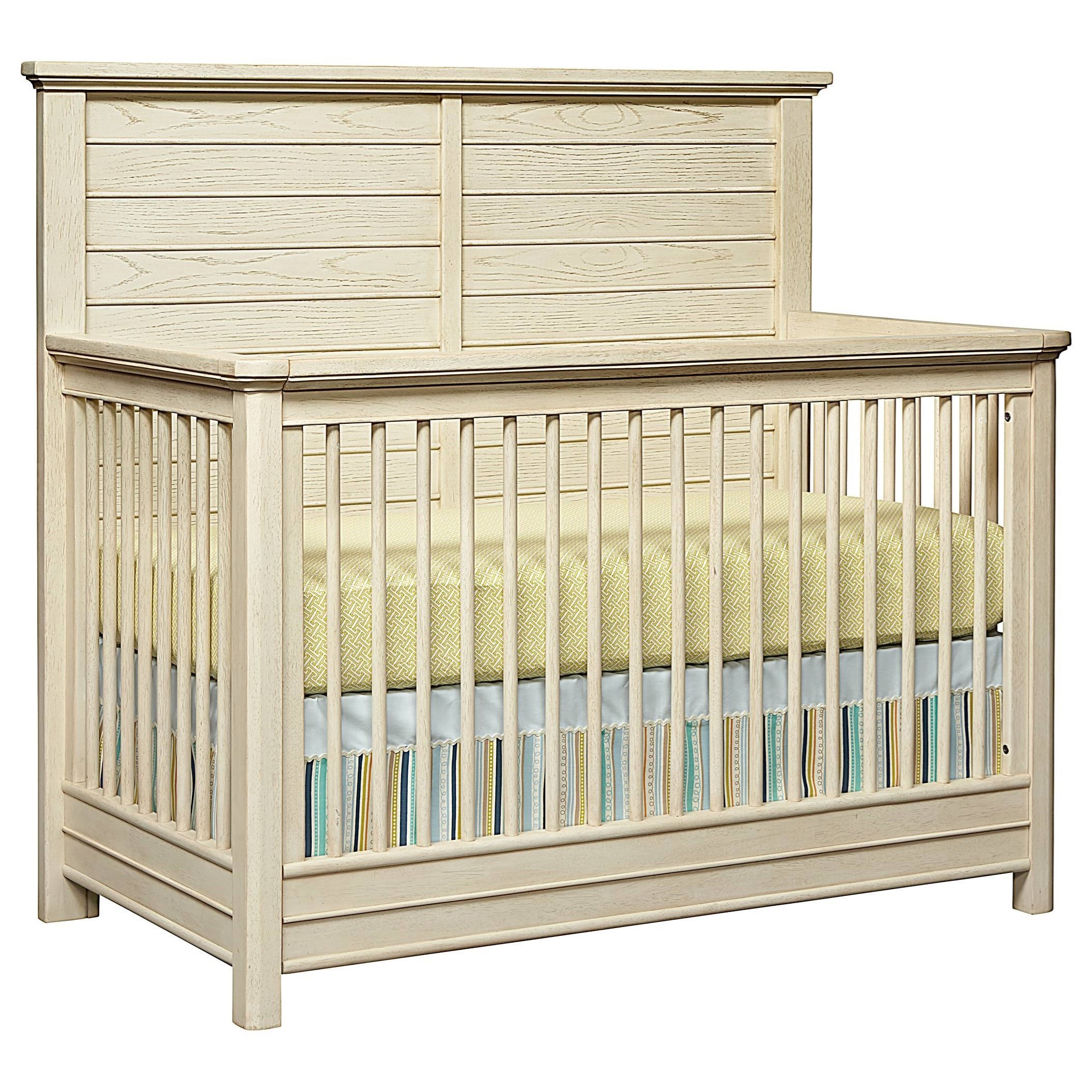 Driftwood Park Built To Grow Crib by Stone & Leigh Furniture at Alison Craig Home Furnishings