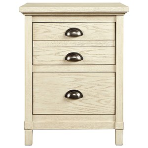Stone & Leigh Furniture Driftwood Park Nightstand