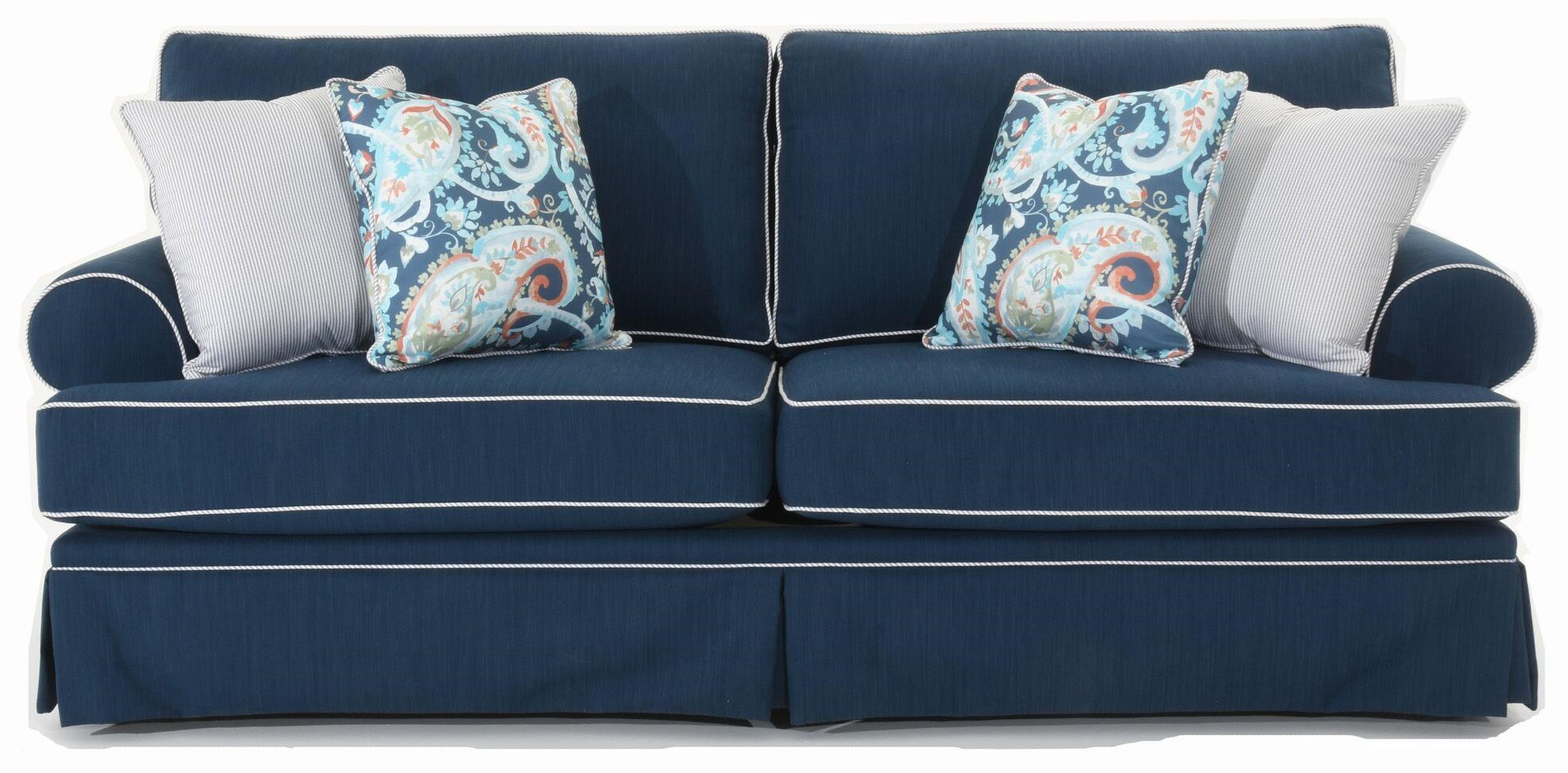Emily 2-Seat Sofa by Stone & Leigh Furniture at Baer's Furniture