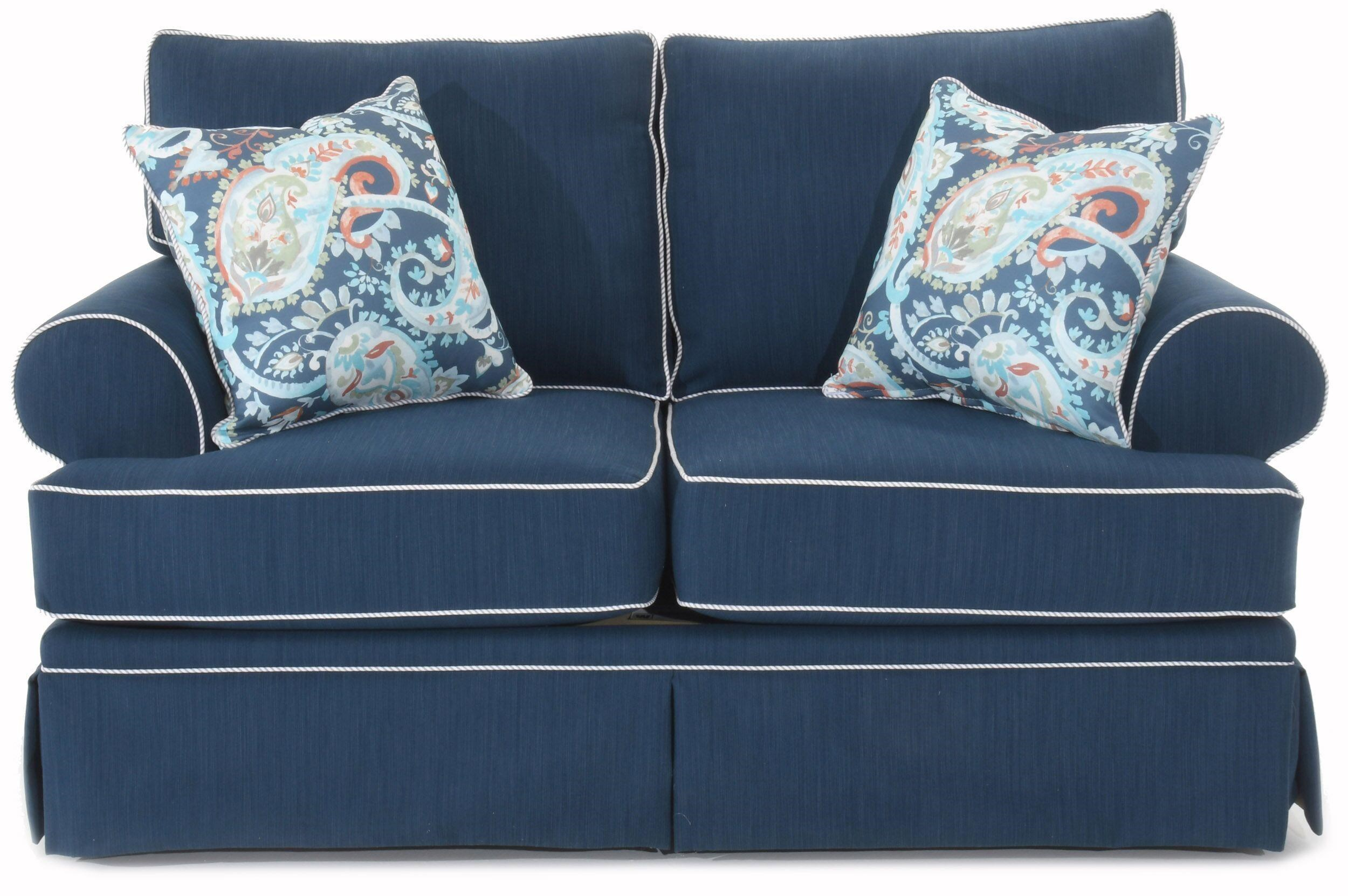 Emily Loveseat by Stone & Leigh Furniture at Baer's Furniture