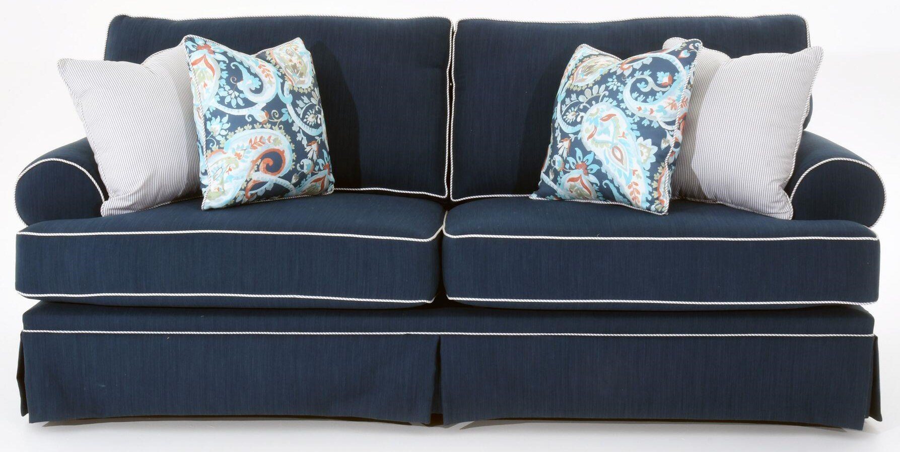 Emily Queen Sleeper Sofa by Stone & Leigh Furniture at Baer's Furniture