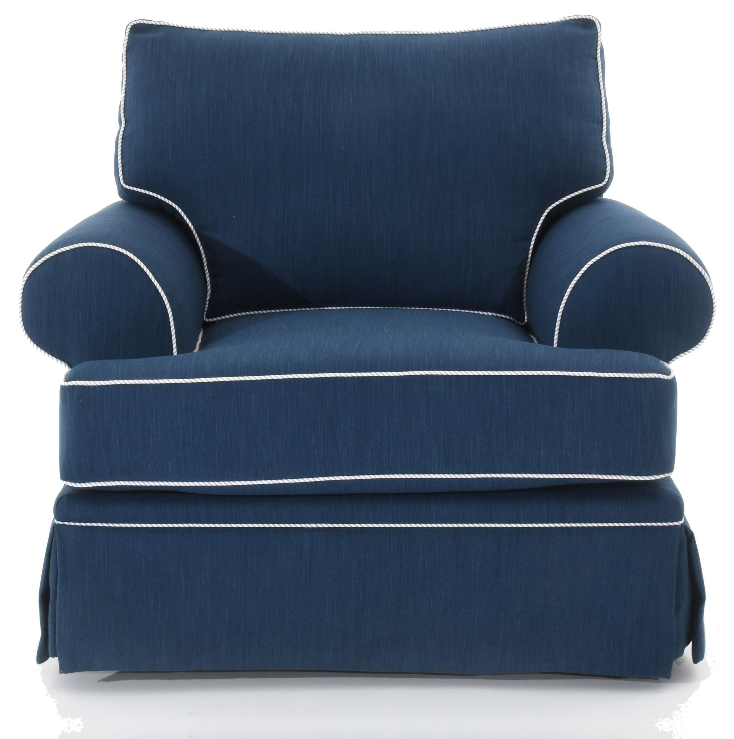 Emily Upholstered Chair by Stone & Leigh Furniture at Baer's Furniture