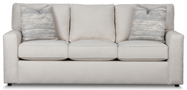 Leigh Sleeper Sofa by Stone & Leigh Furniture at Baer's Furniture