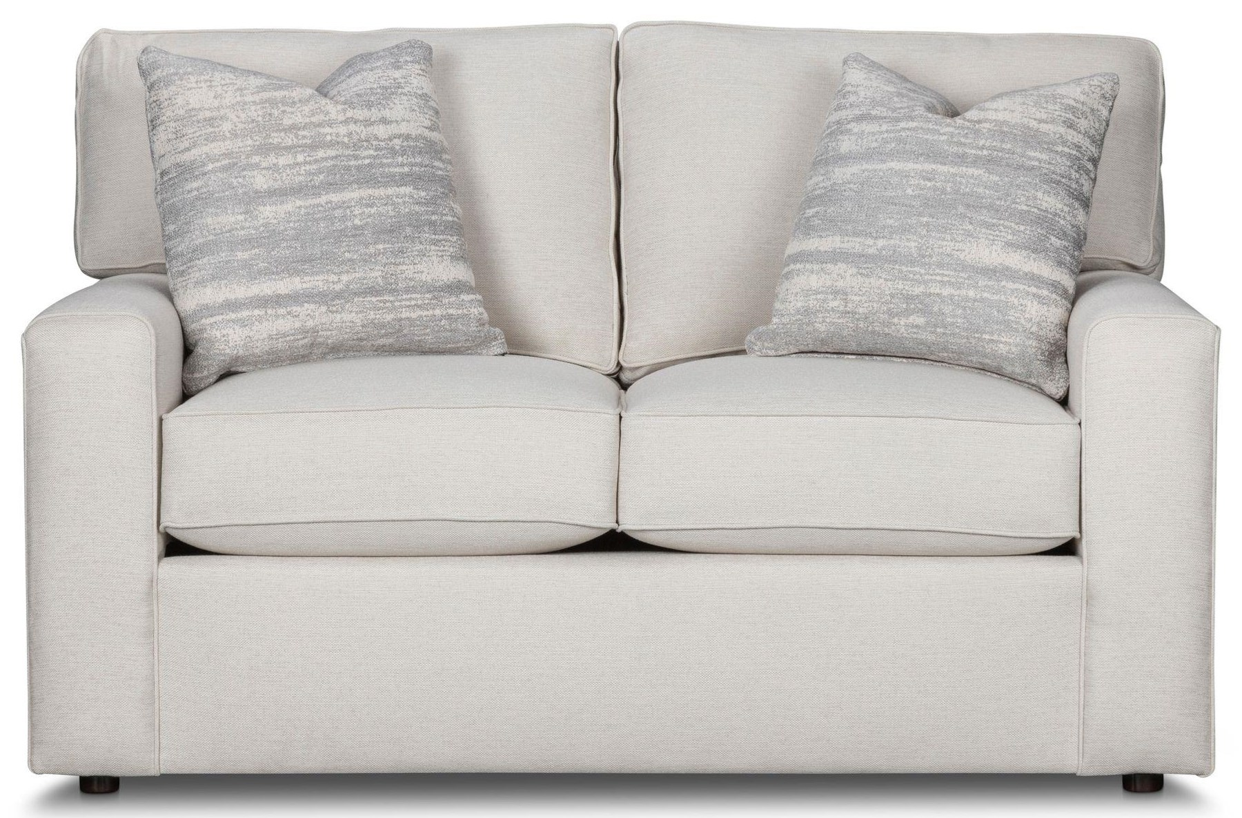 Leigh Upholstered Loveseat by Stone & Leigh Furniture at Baer's Furniture