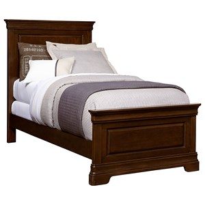 Stone & Leigh Furniture Teaberry Lane Twin Panel Bed