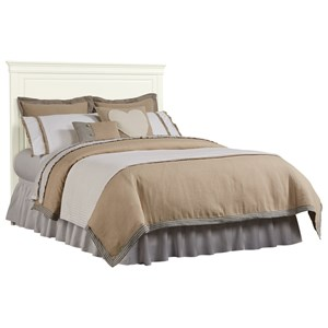 Stone & Leigh Furniture Teaberry Lane Queen/Full Panel Headboard