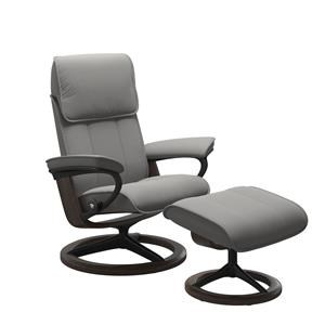 Large Reclining Chair and Ottoman